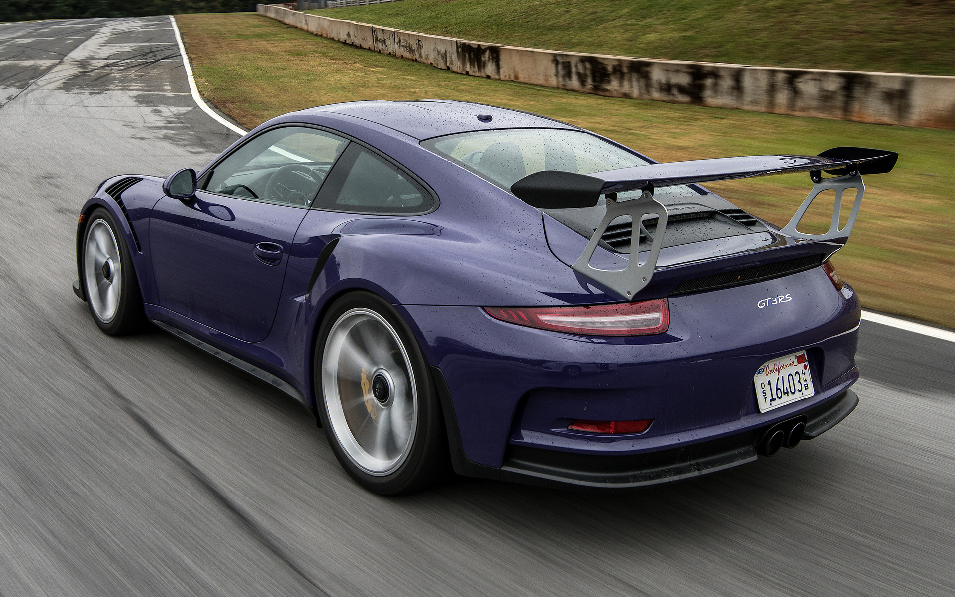 911 Carrera Gts >> 2016 Porsche 911 GT3 RS (US) - Wallpapers and HD Images ...