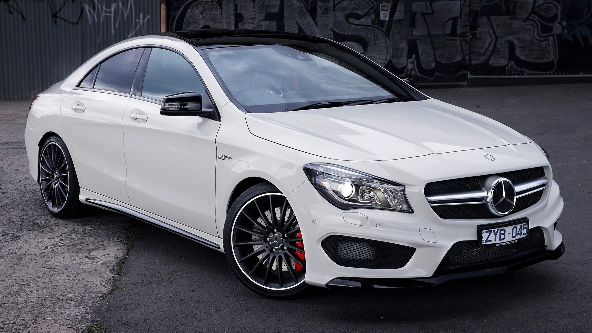 Mercedes Amg Suv >> 2013 Mercedes-Benz CLA 45 AMG (AU) - Wallpapers and HD ...