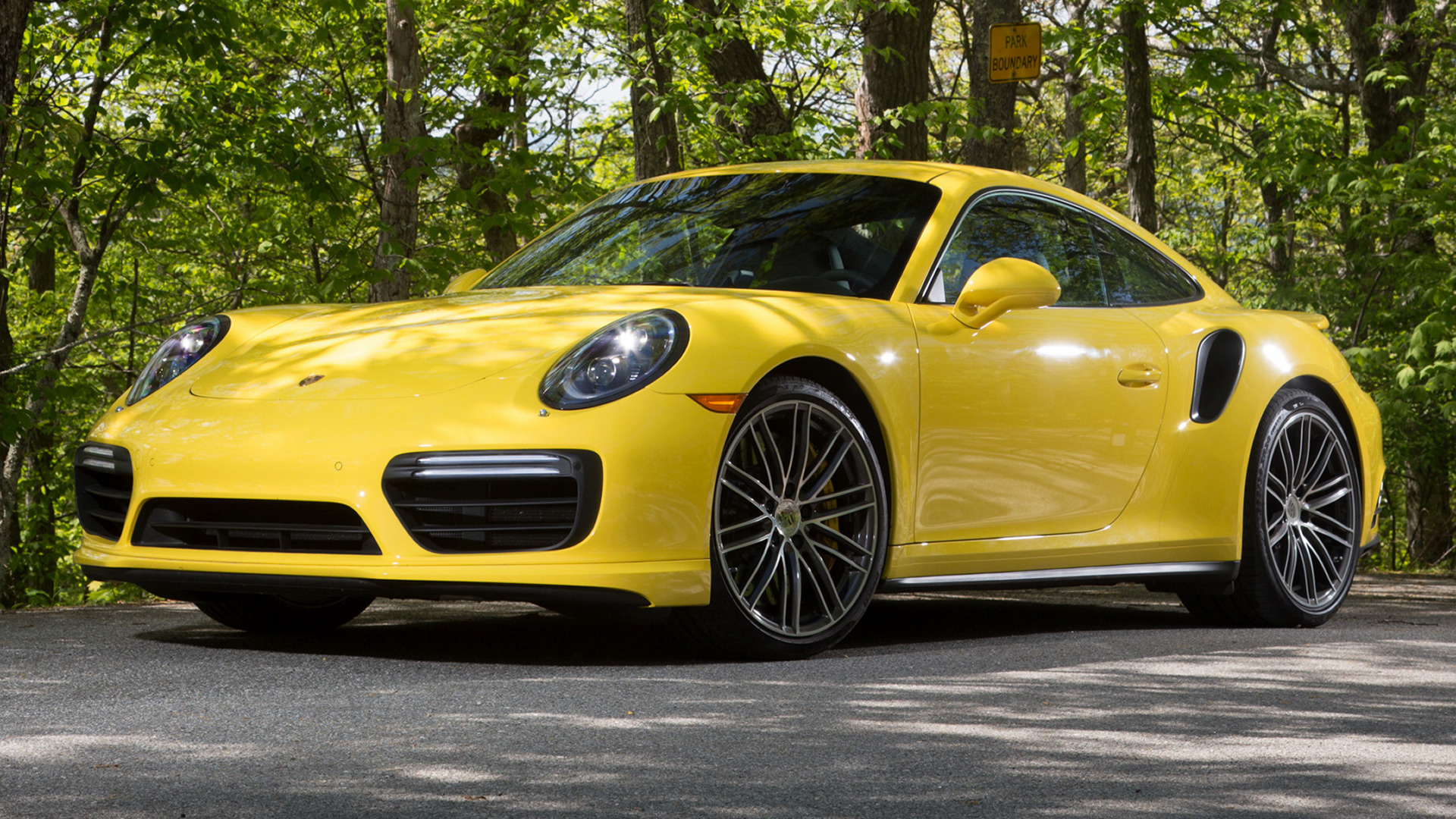 2017 Porsche 911 Turbo S (US) - Wallpapers and HD Images ...