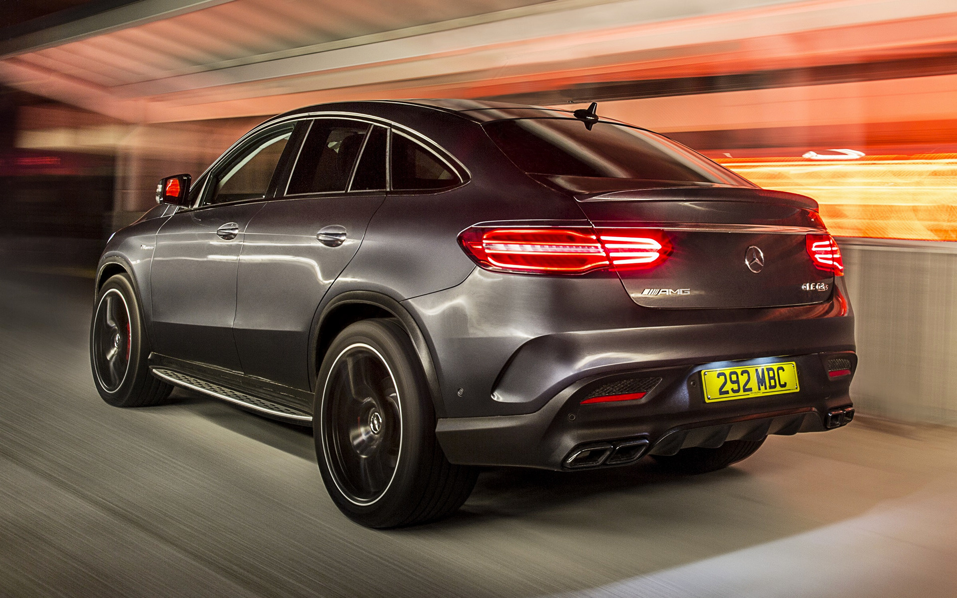 Mercedes Amg Gle S Coupe Car Wallpaper