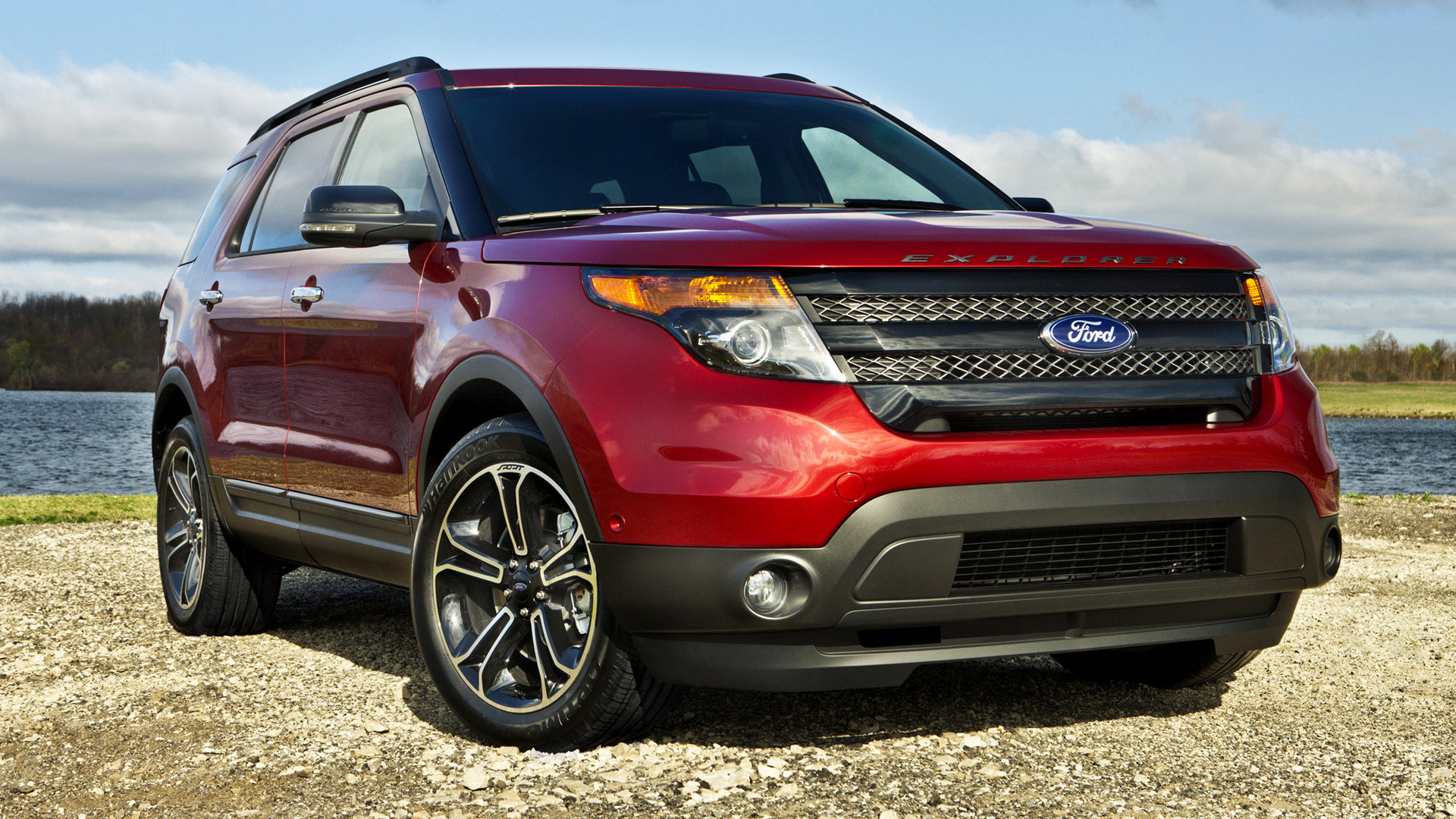 Ford Explorer Sport 2012 Wallpapers And Hd Images Car Pixel Thumbnail 5676