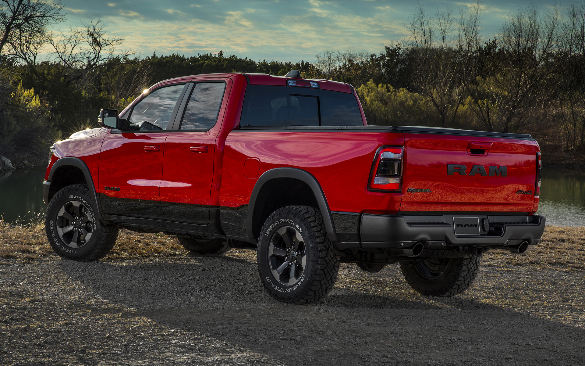 2019 Ram 1500 Rebel Quad Cab Wallpapers And Hd Images