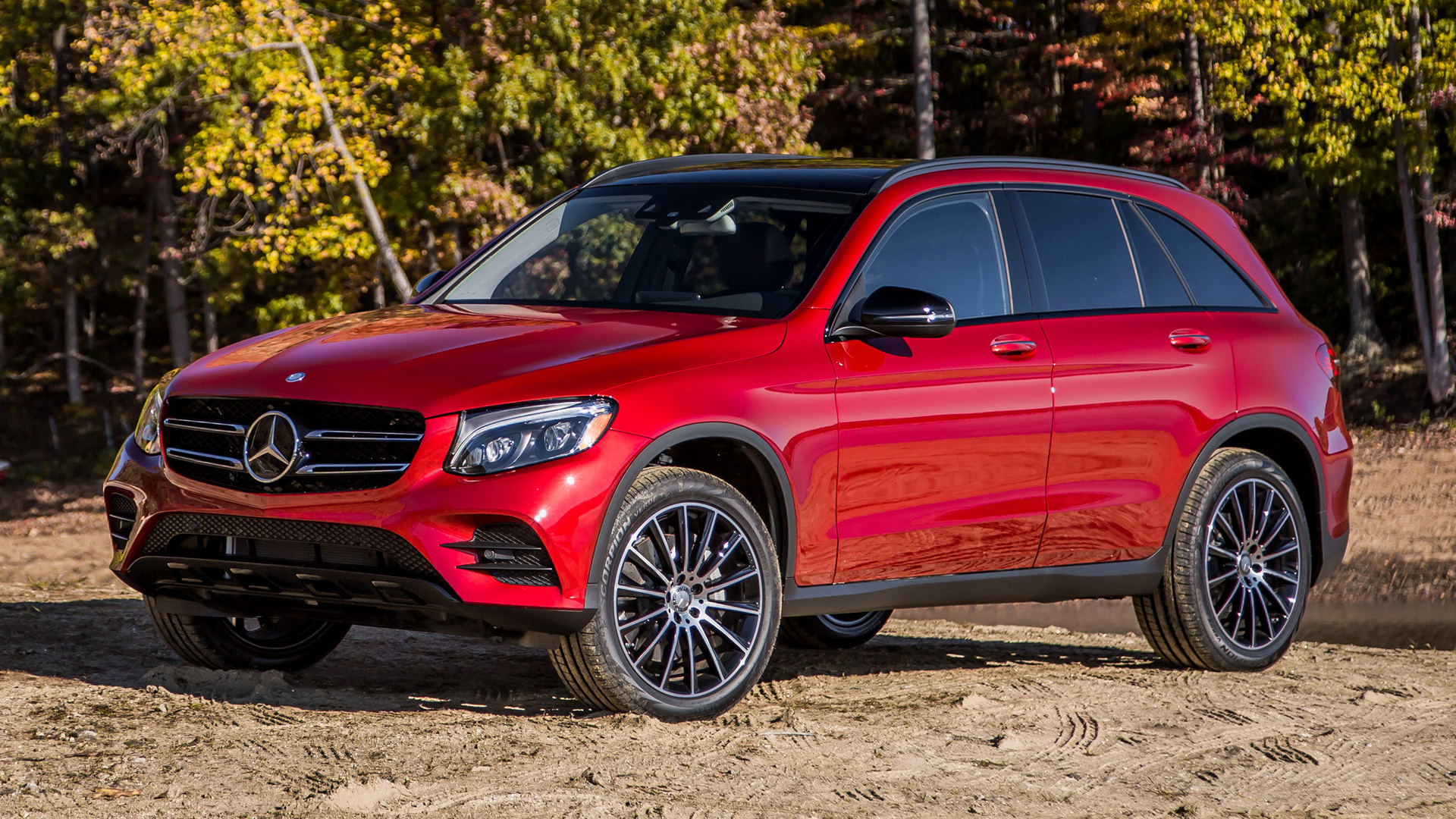 Genesis Coupe 2016 >> 2016 Mercedes-Benz GLC-Class AMG Styling (US) - Wallpapers and HD Images   Car Pixel