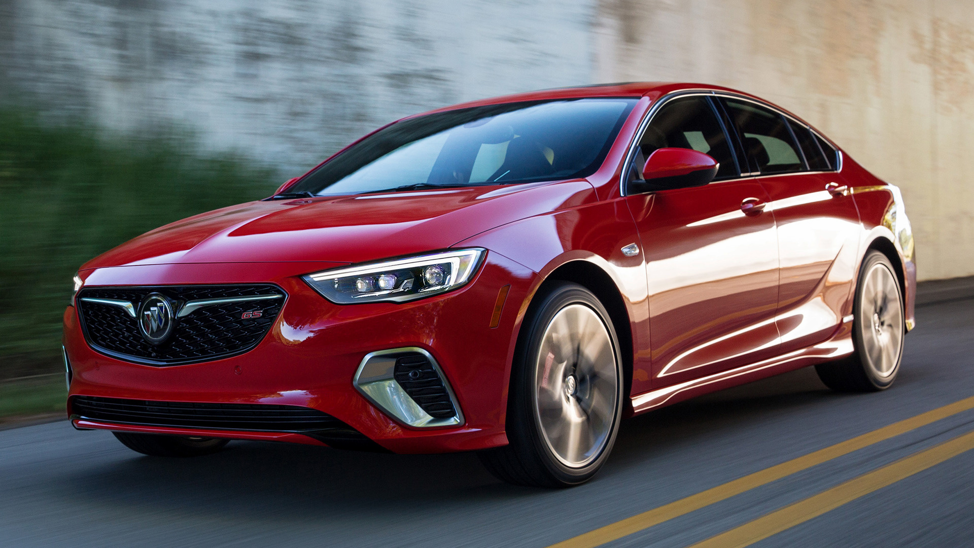 2018 Buick Regal GS - Wallpapers and HD Images | Car Pixel