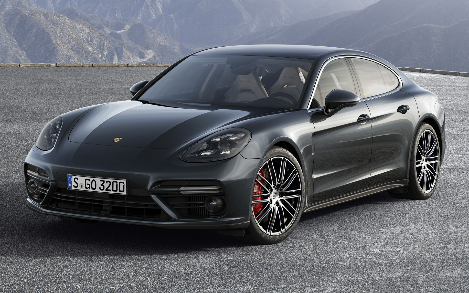 2016 Porsche Panamera Turbo Fondos De Pantalla E Imágenes
