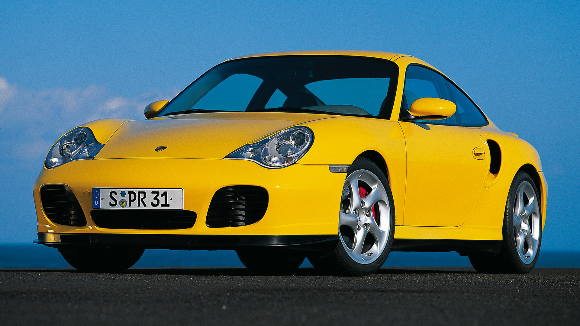 2000 Porsche 911 Turbo