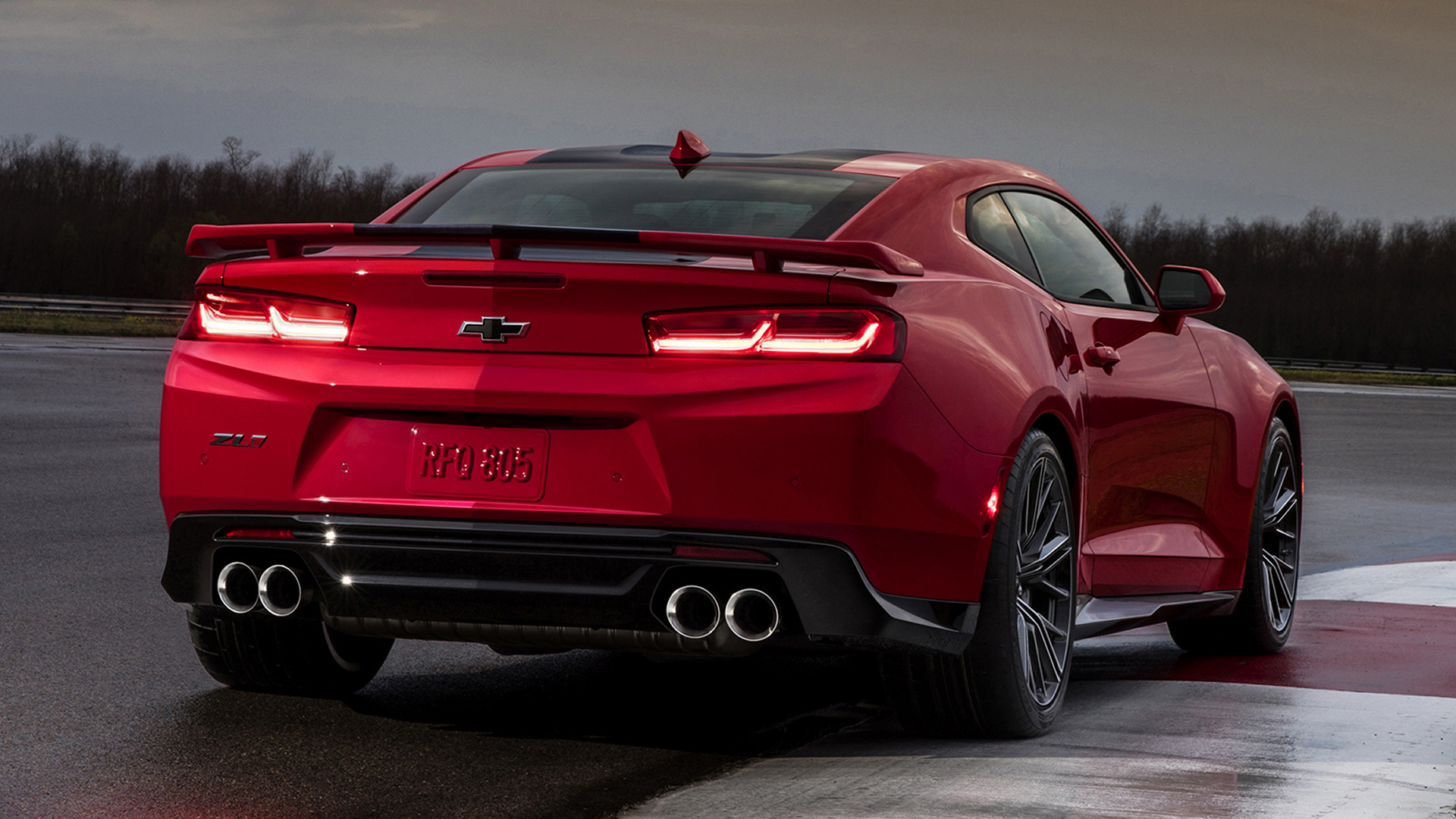 2017 Chevrolet Camaro Zl1 Wallpapers And Hd Images Car