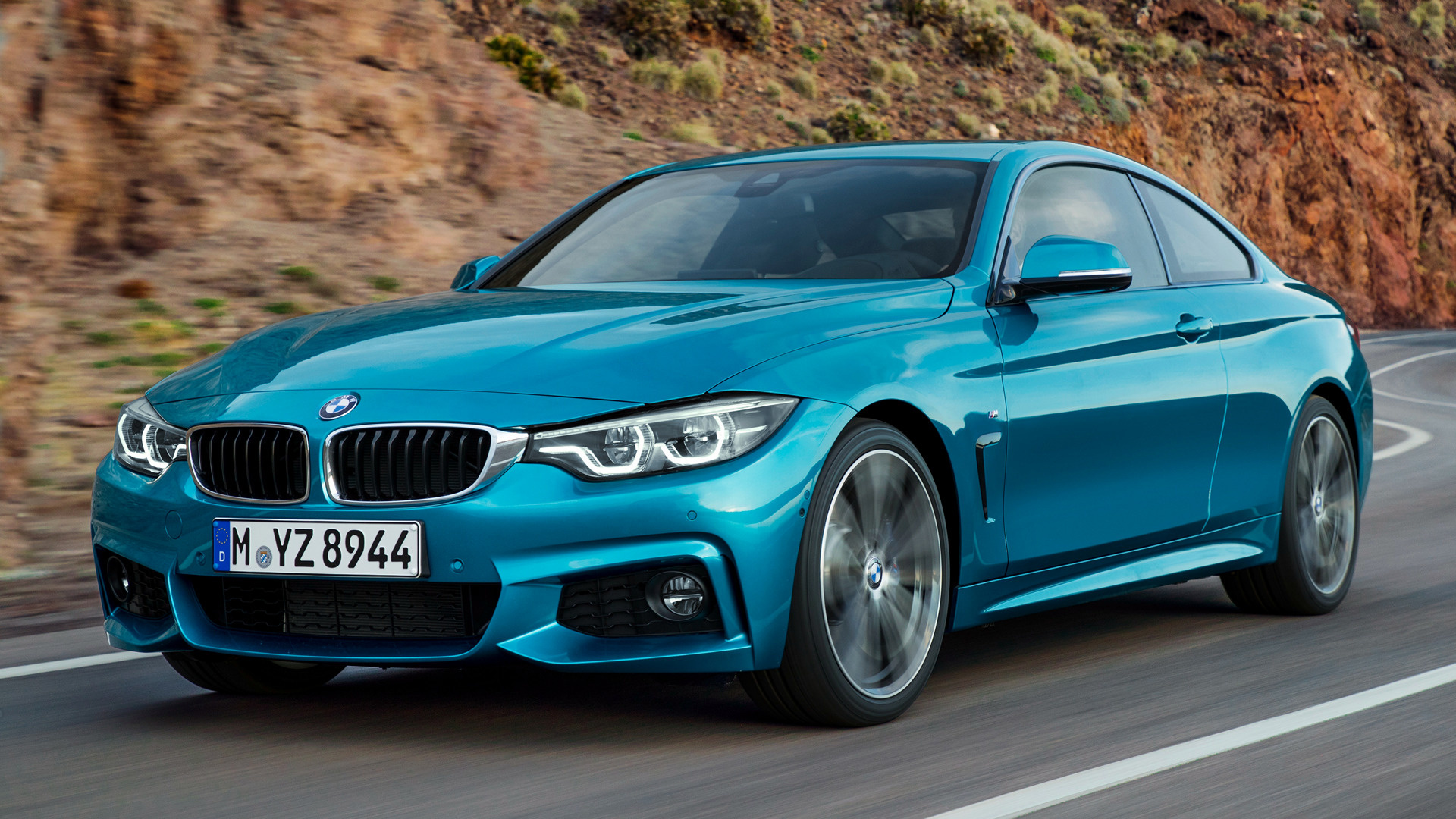 Genesis Coupe 2016 >> 2017 BMW 4 Series Coupe M Sport - Wallpapers and HD Images