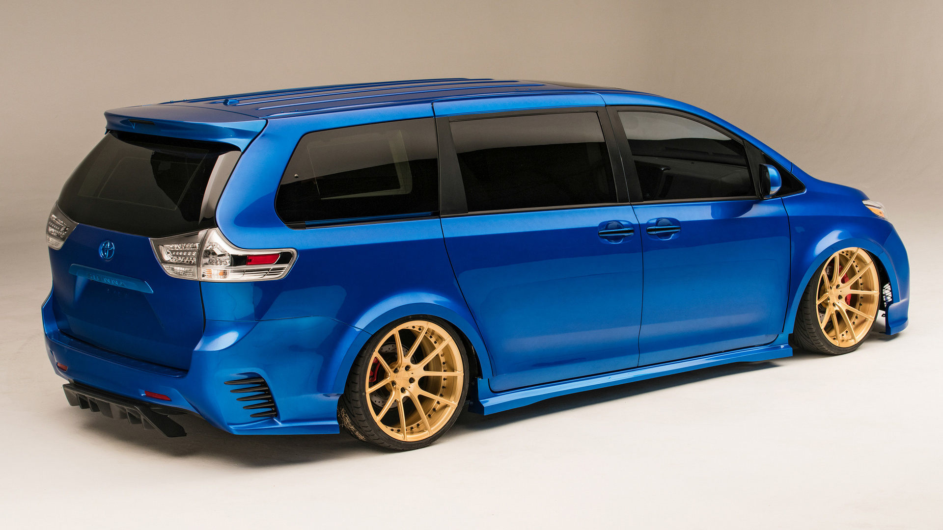 2016 Toyota Sienna Se >> 2016 Toyota Extreme Sienna - Wallpapers and HD Images