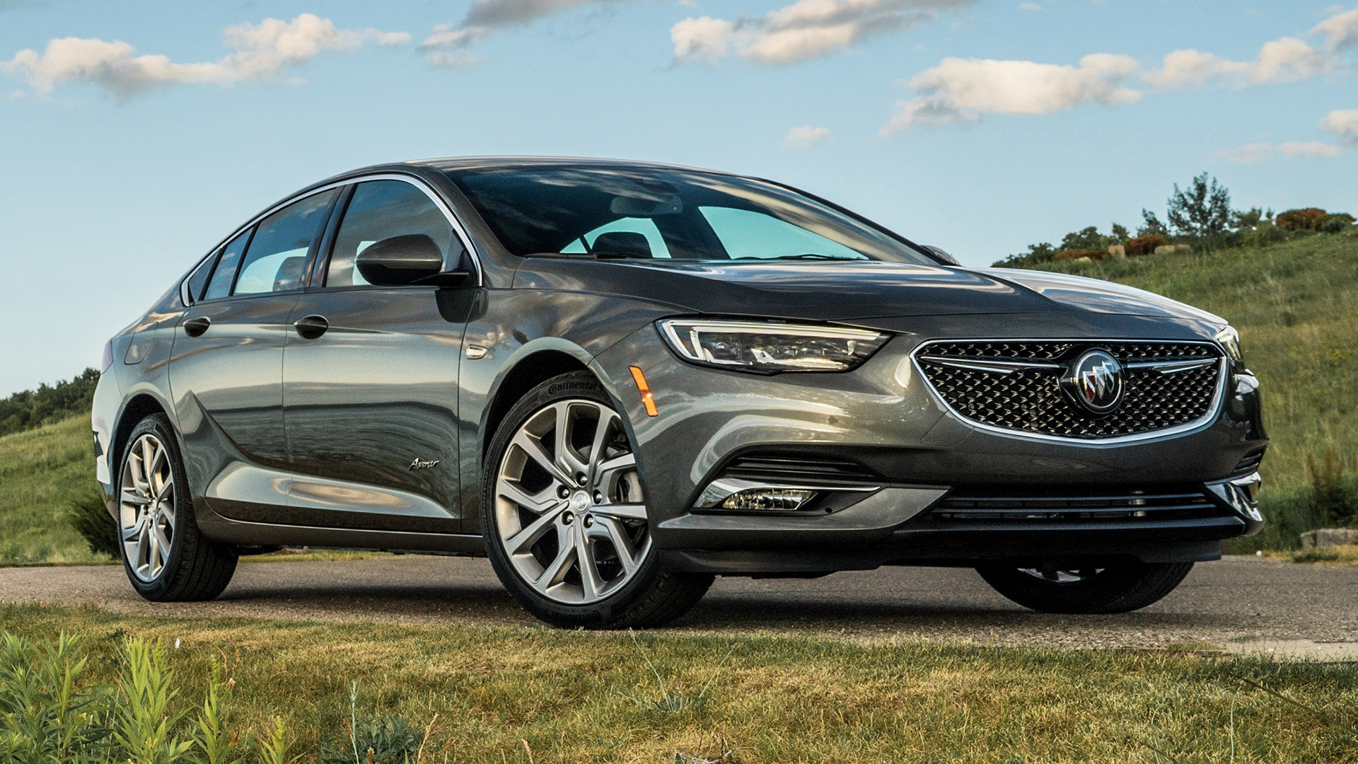 2019 Buick Regal Avenir - Wallpapers and HD Images | Car Pixel