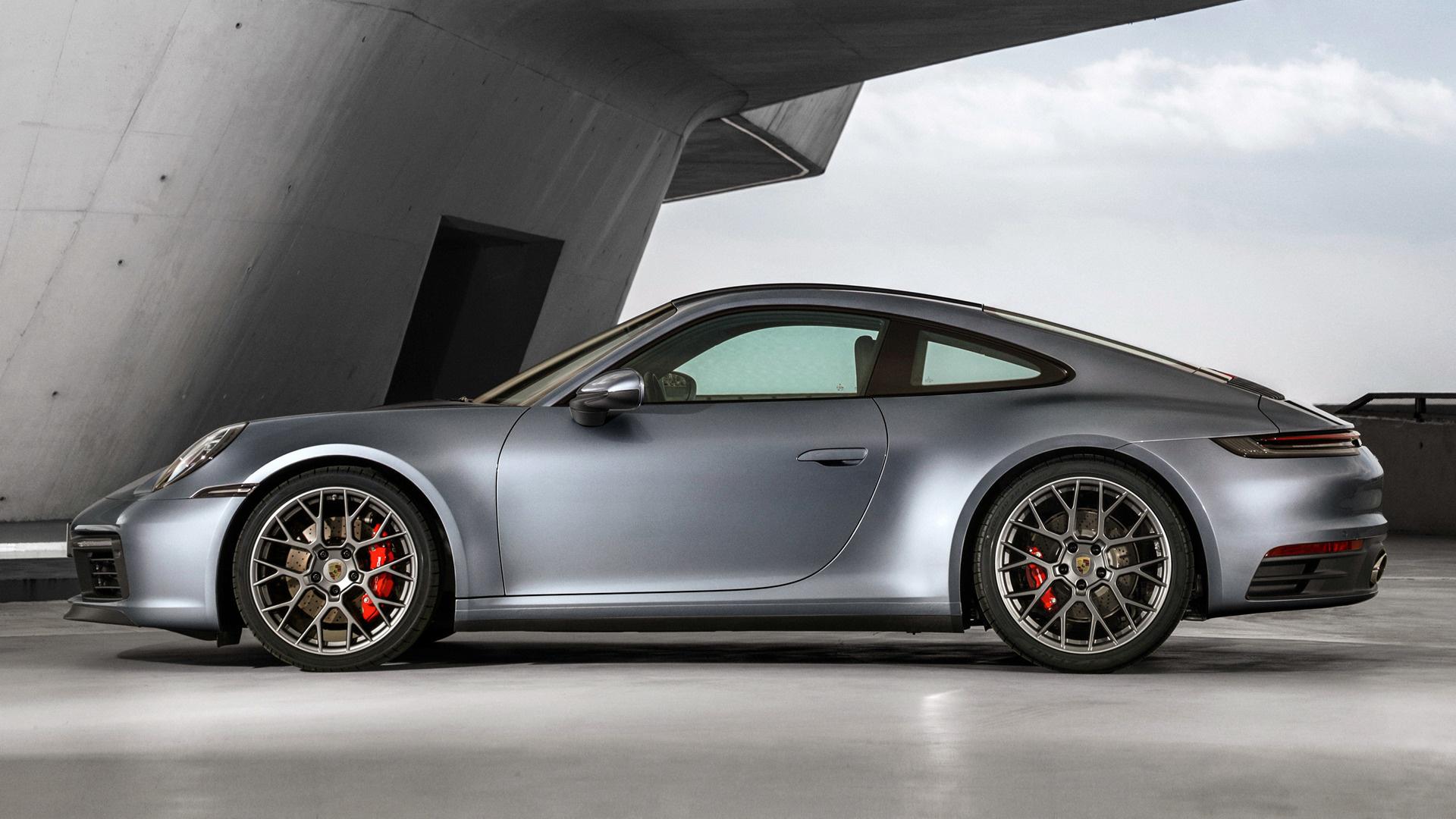 911 Carrera Gts >> 2019 Porsche 911 Carrera S - Wallpapers and HD Images ...