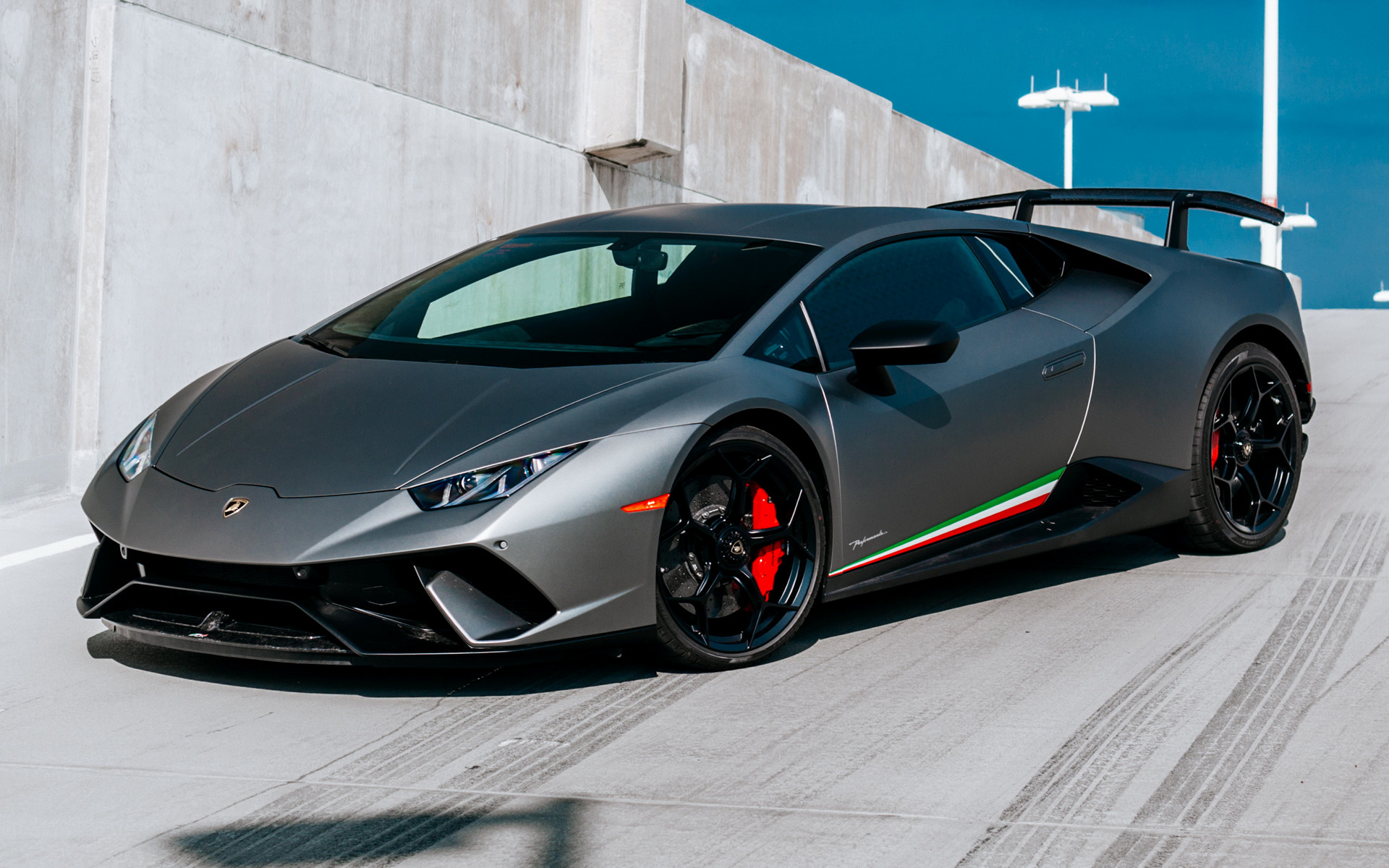 2017 Lamborghini Huracan Performante (US) - Wallpapers and ...