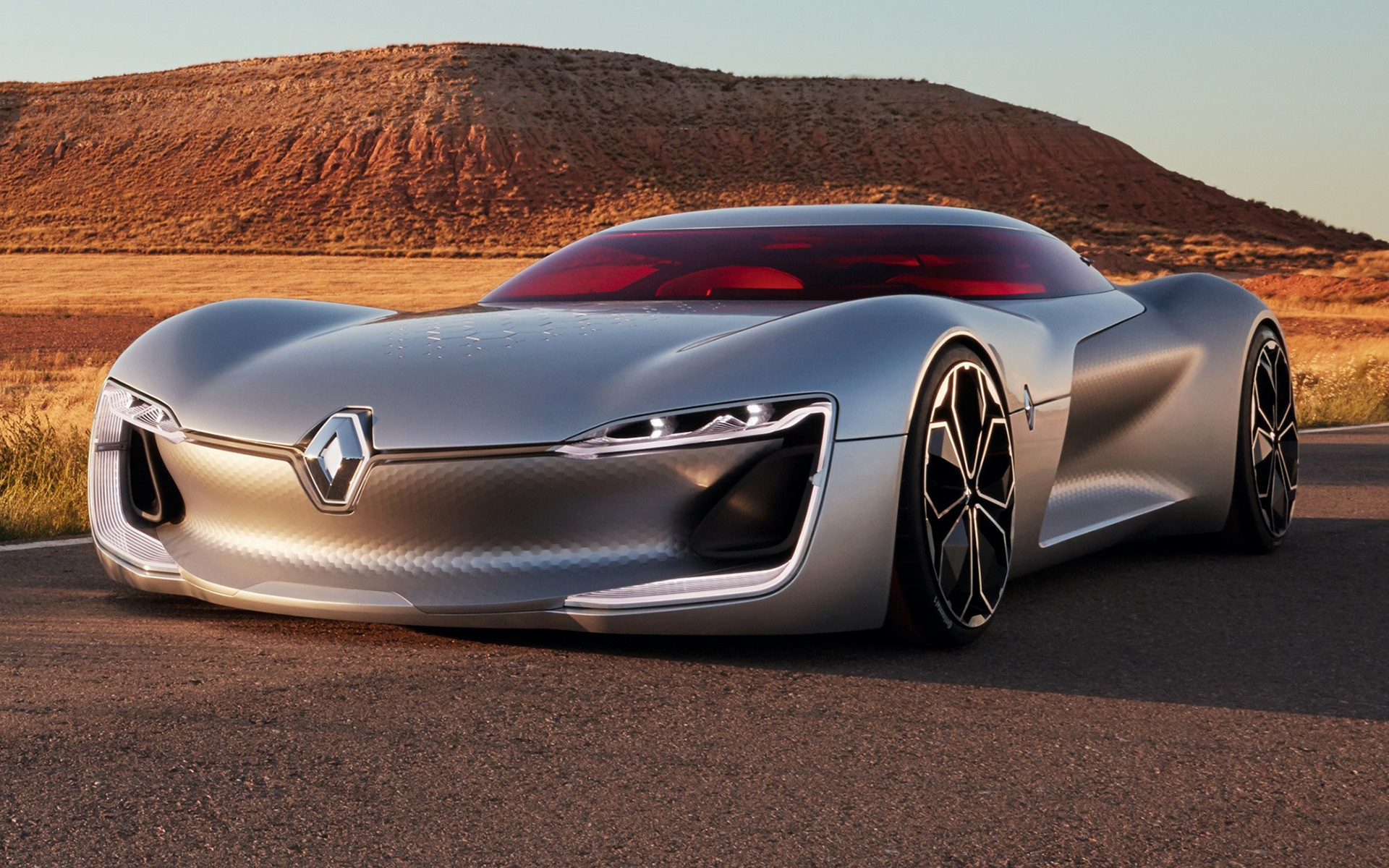Renault Trezor Concept 2016 Wallpapers And Hd Images