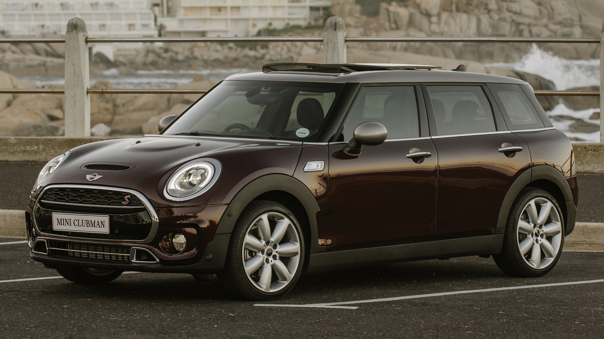 mini cooper s clubman 2016 za wallpapers and hd images. Black Bedroom Furniture Sets. Home Design Ideas