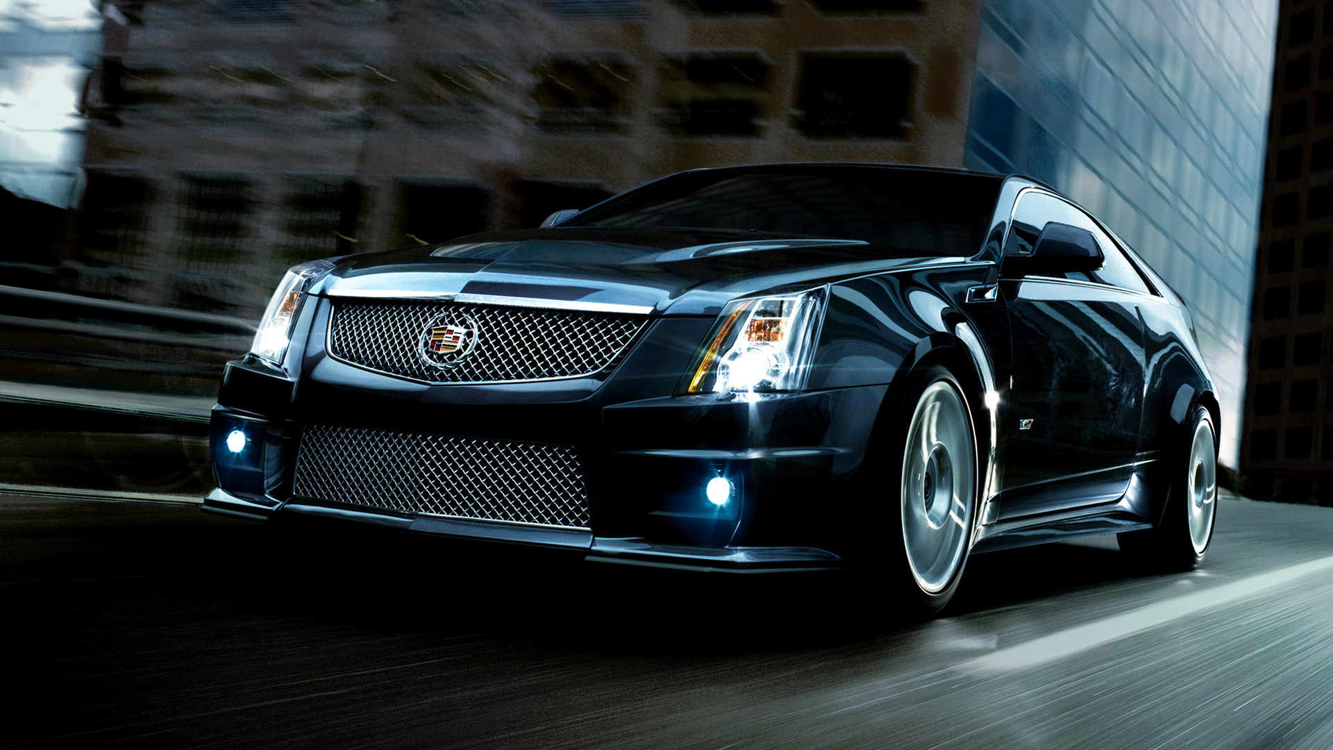 2010 Cadillac Cts V Coupe Wallpapers And Hd Images Car