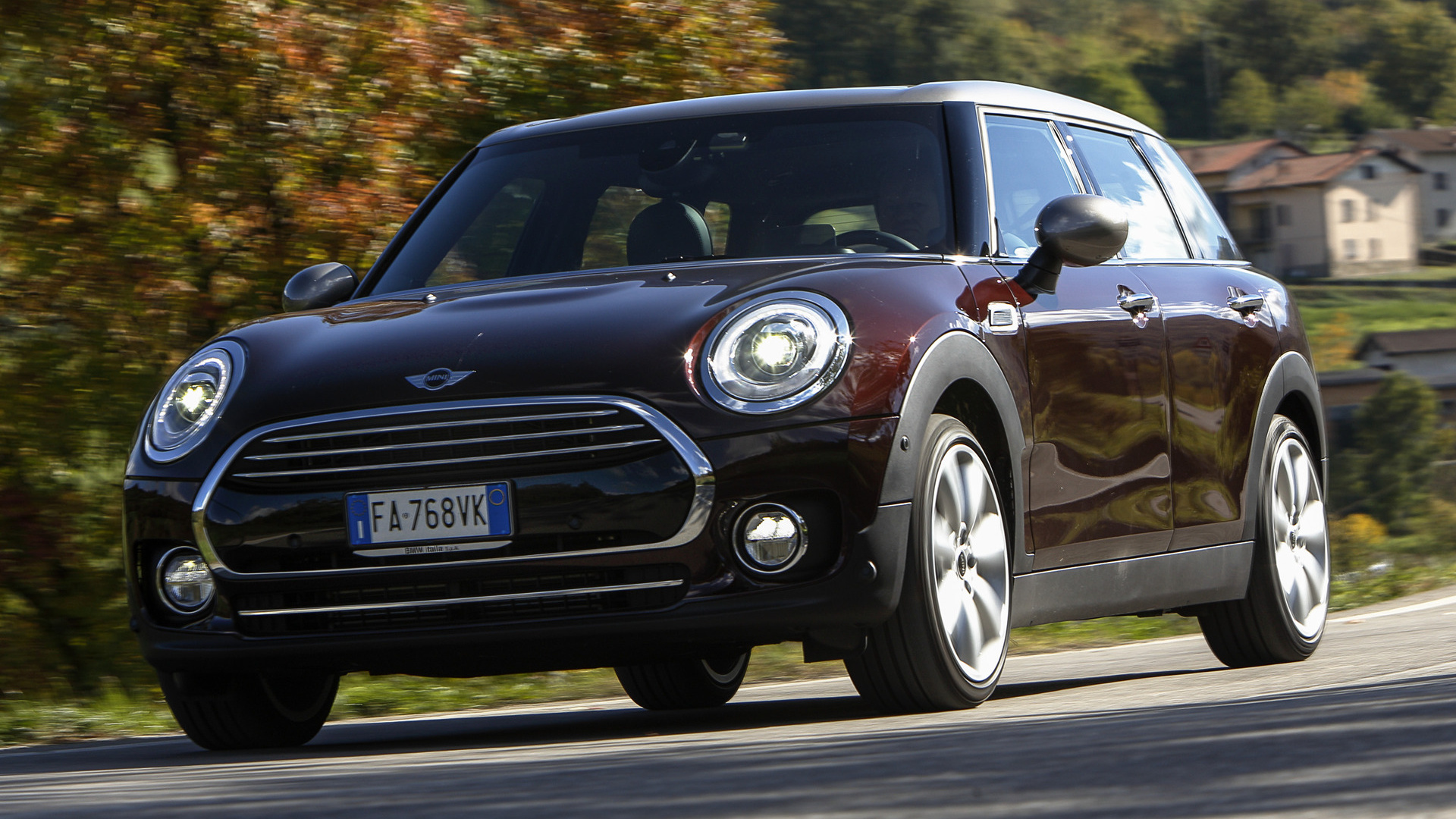 2015 Mini Cooper Clubman - Wallpapers And HD Images