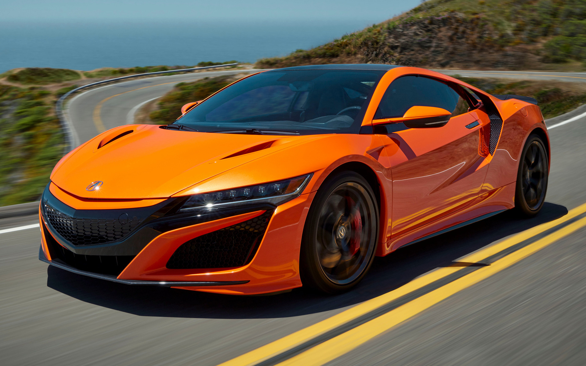 2019 Acura NSX - Wallpapers and HD Images | Car Pixel