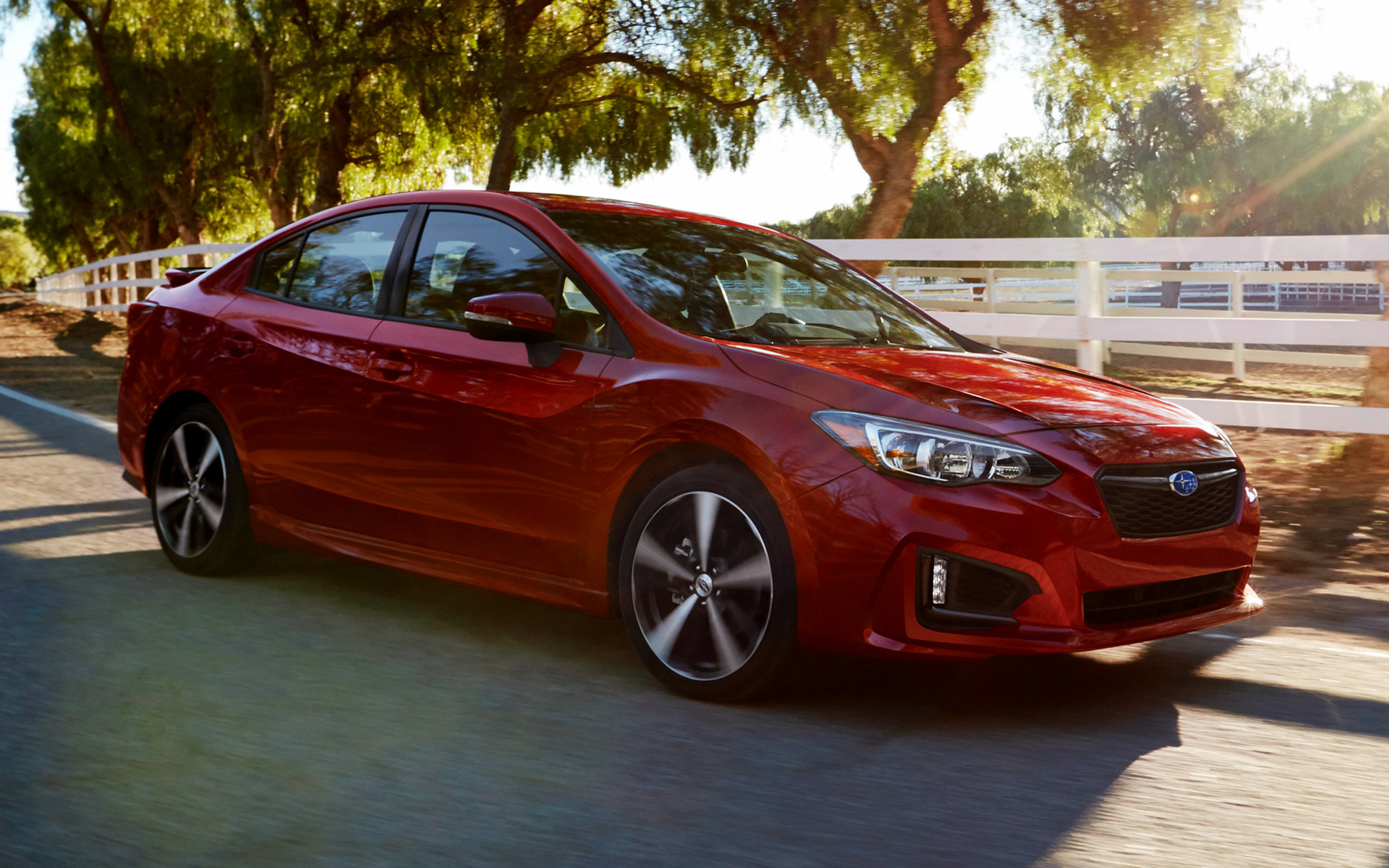 2017 Subaru Impreza Sport Sedan (US) - Wallpapers and HD ...