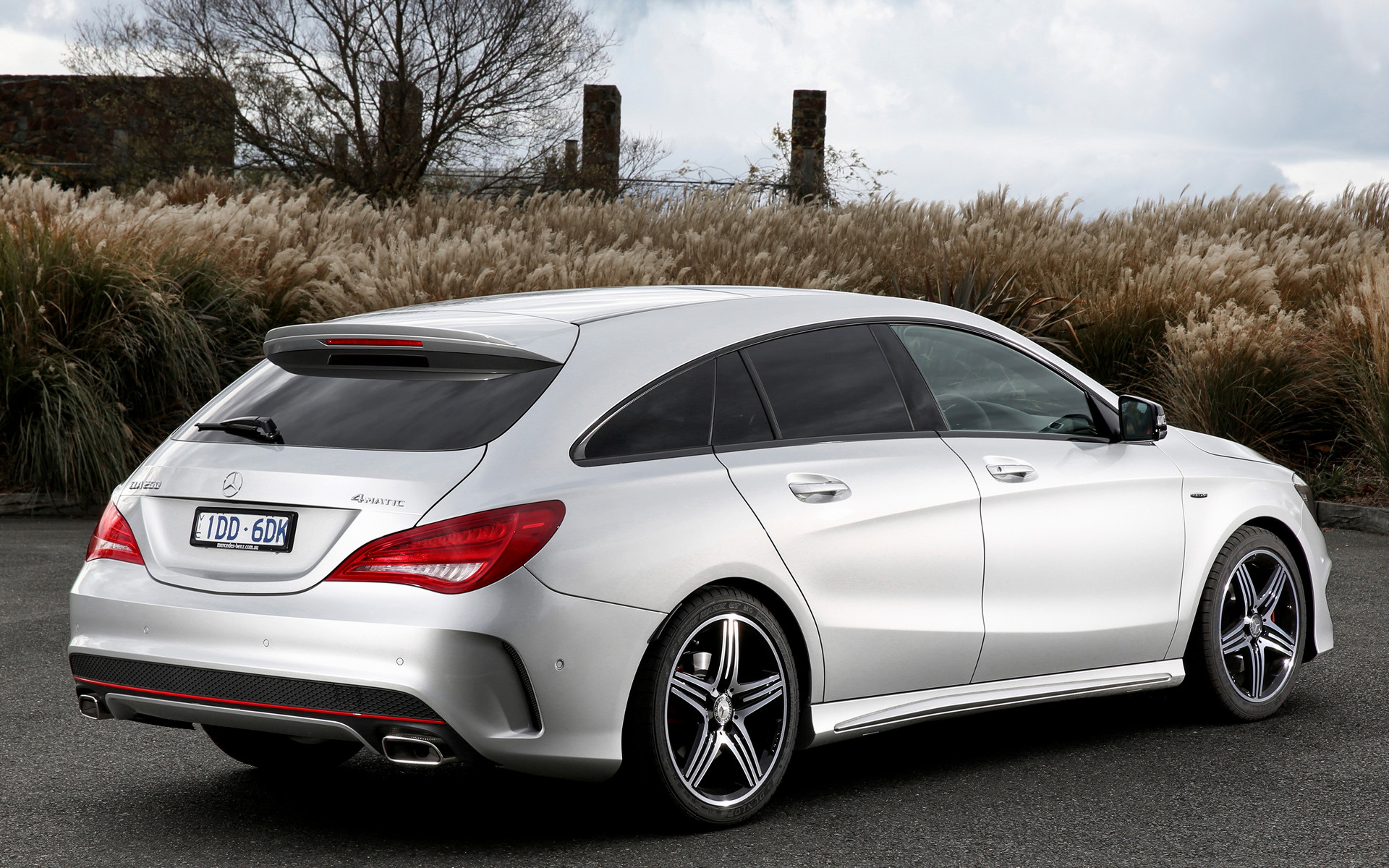 mercedes benz cla class sport shooting brake 2015 au wallpapers and hd images car pixel. Black Bedroom Furniture Sets. Home Design Ideas