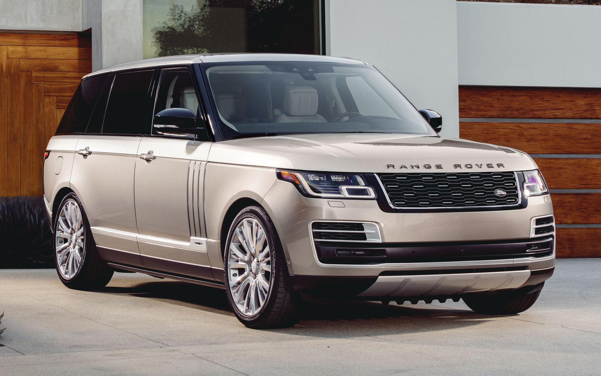 Range Rover SVAutobiography [LWB] (2018) US Wallpapers and HD Images - Car Pixel