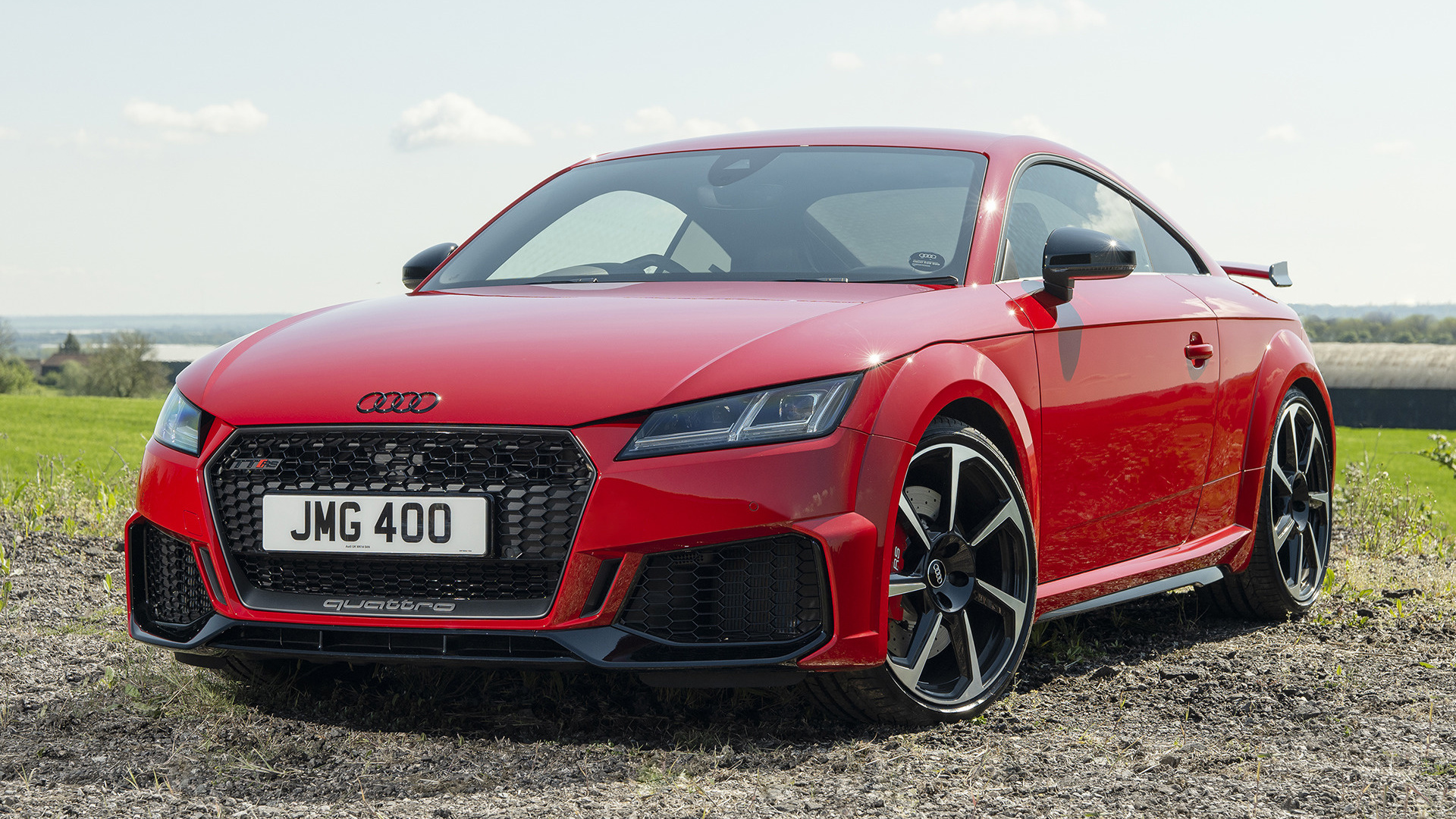 2019 Audi Tt Rs Coupe Audi Sport Edition Uk Wallpapers