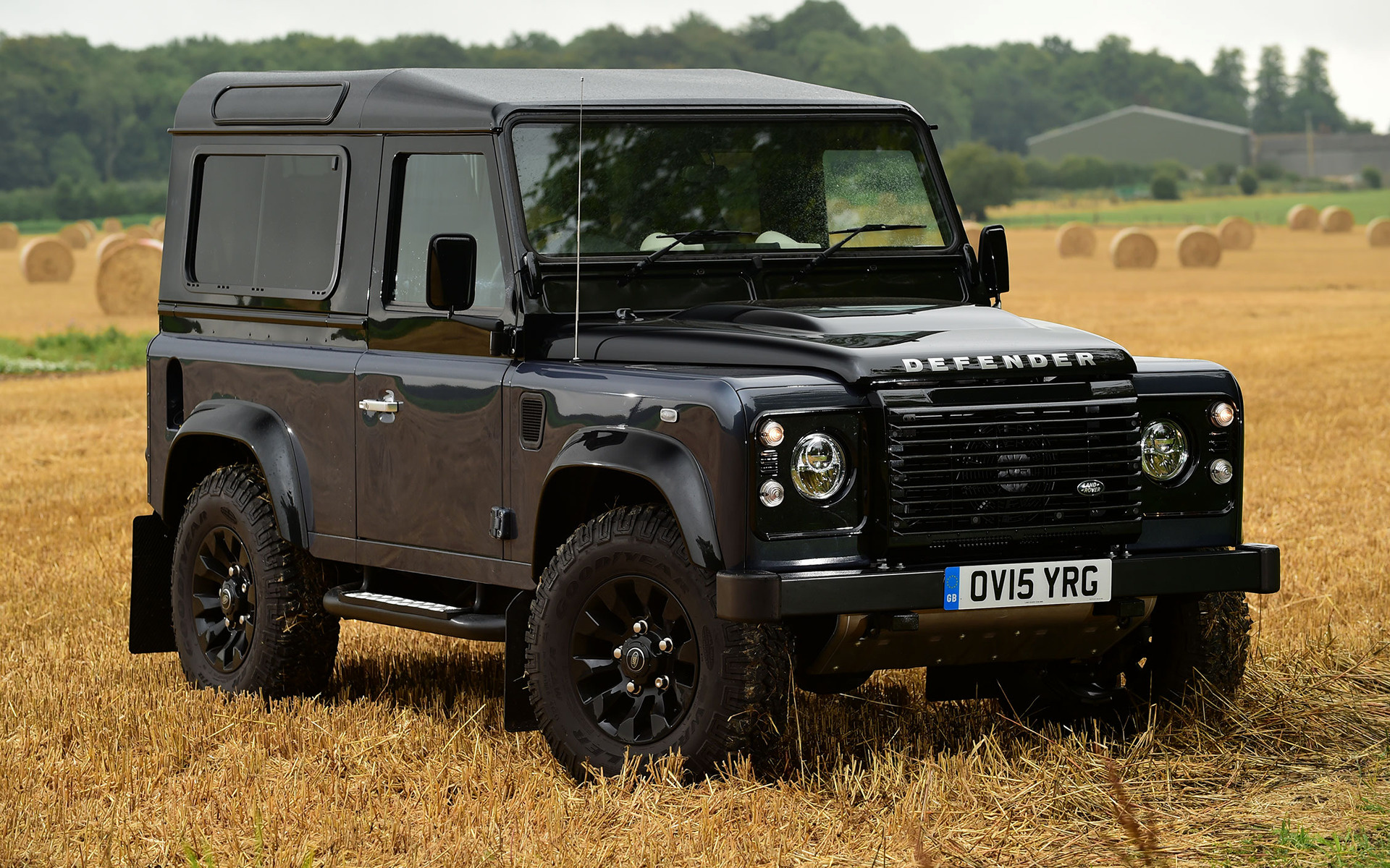 land rover defender  autobiography uk wallpapers  hd images car pixel