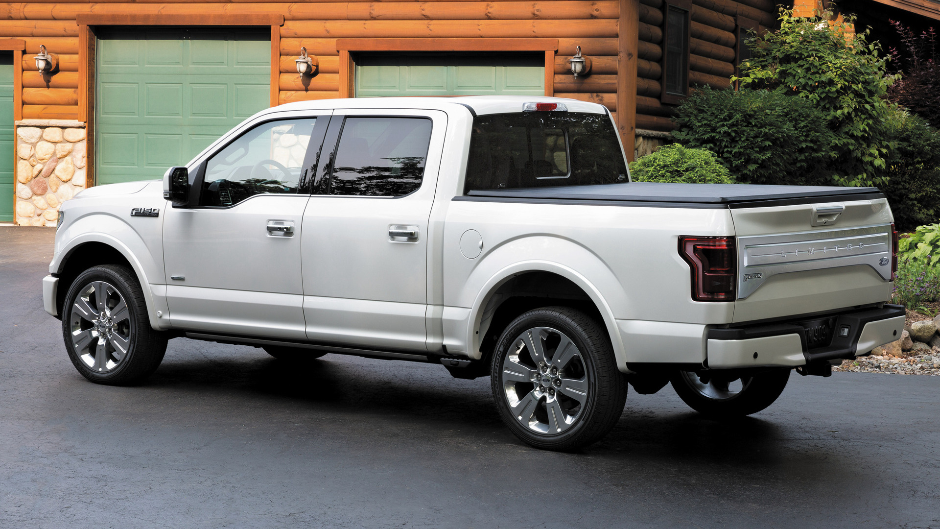 Ford F-150 Limited SuperCrew (2016) Wallpapers and HD ...