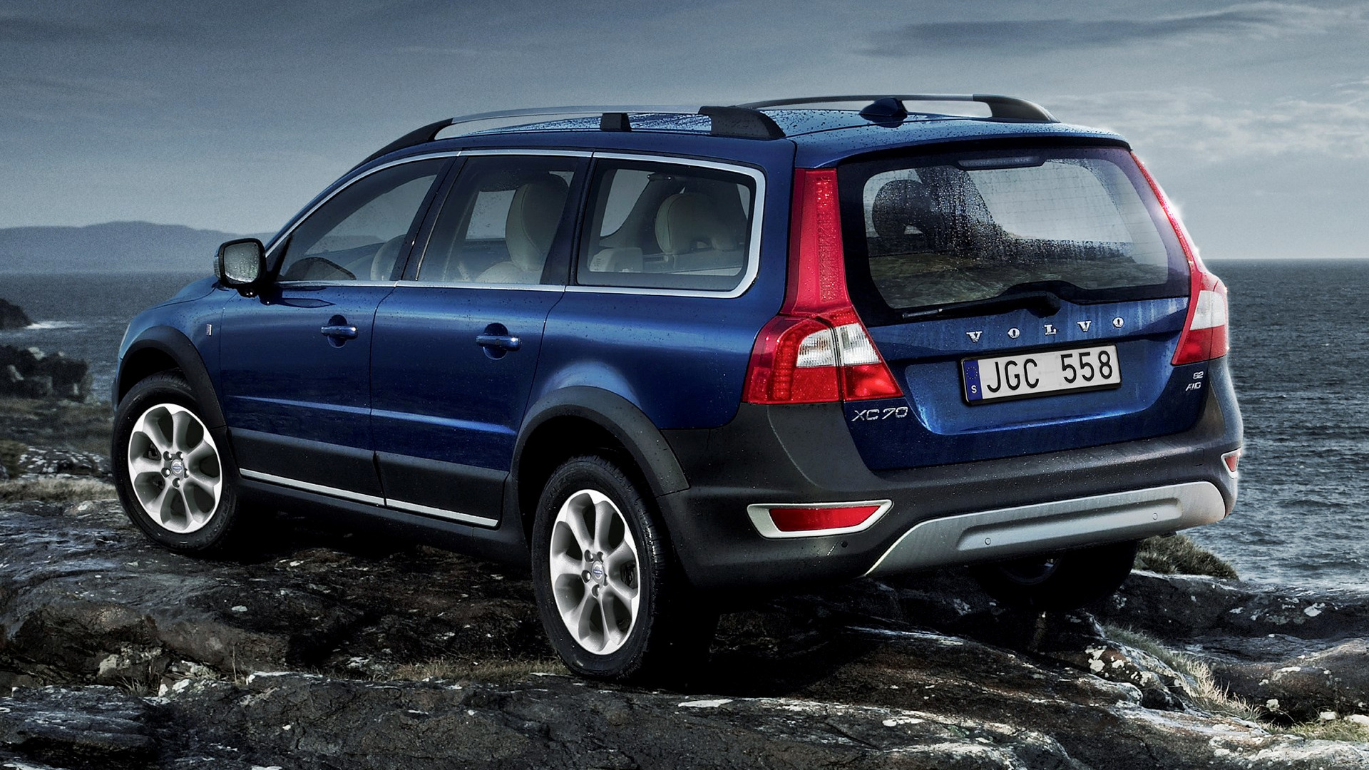 Volvo xc70 ocean race 2008 wallpapers and hd images car pixel
