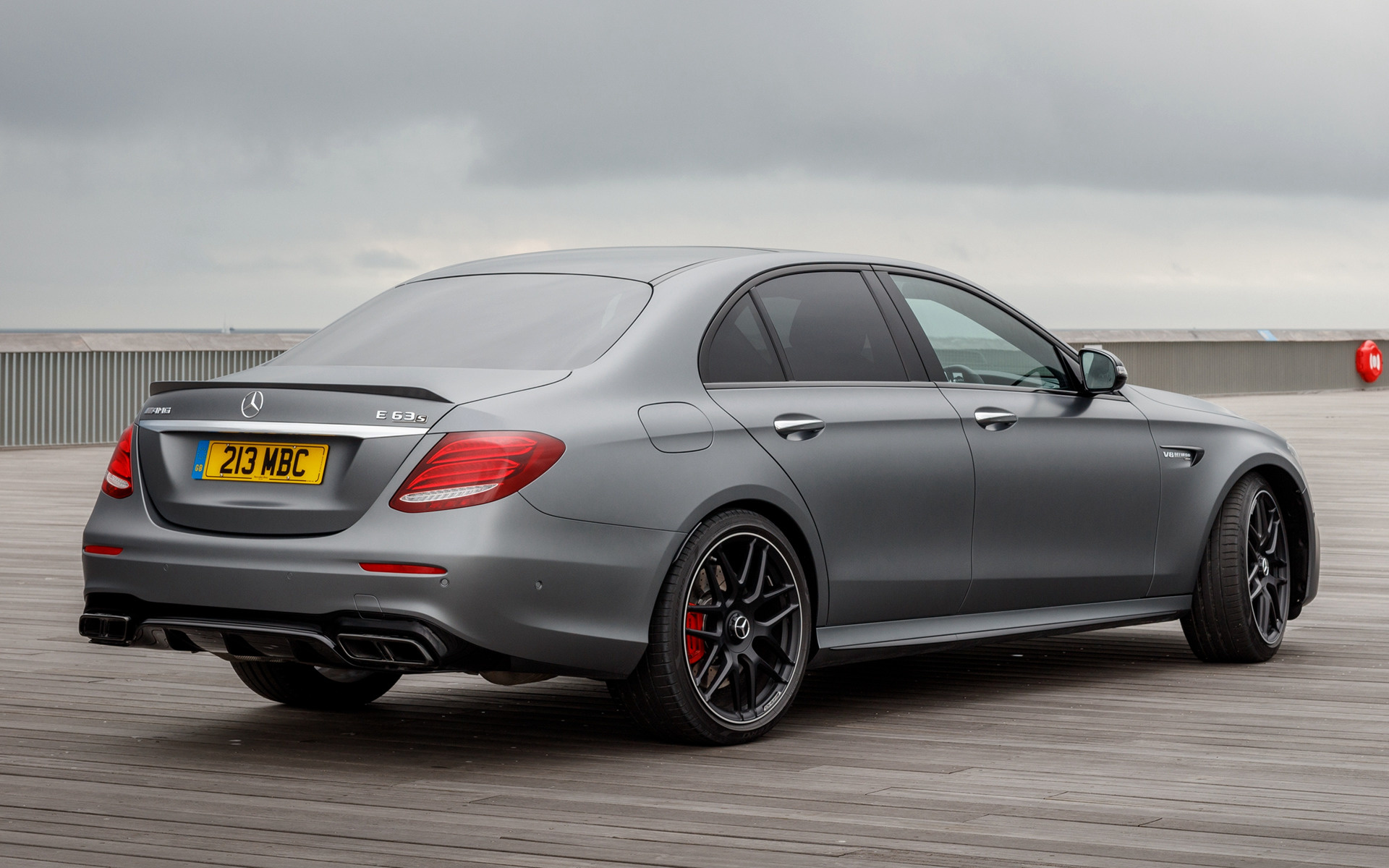 2017 Dodge Ram >> 2017 Mercedes-AMG E 63 S (UK) - Wallpapers and HD Images ...
