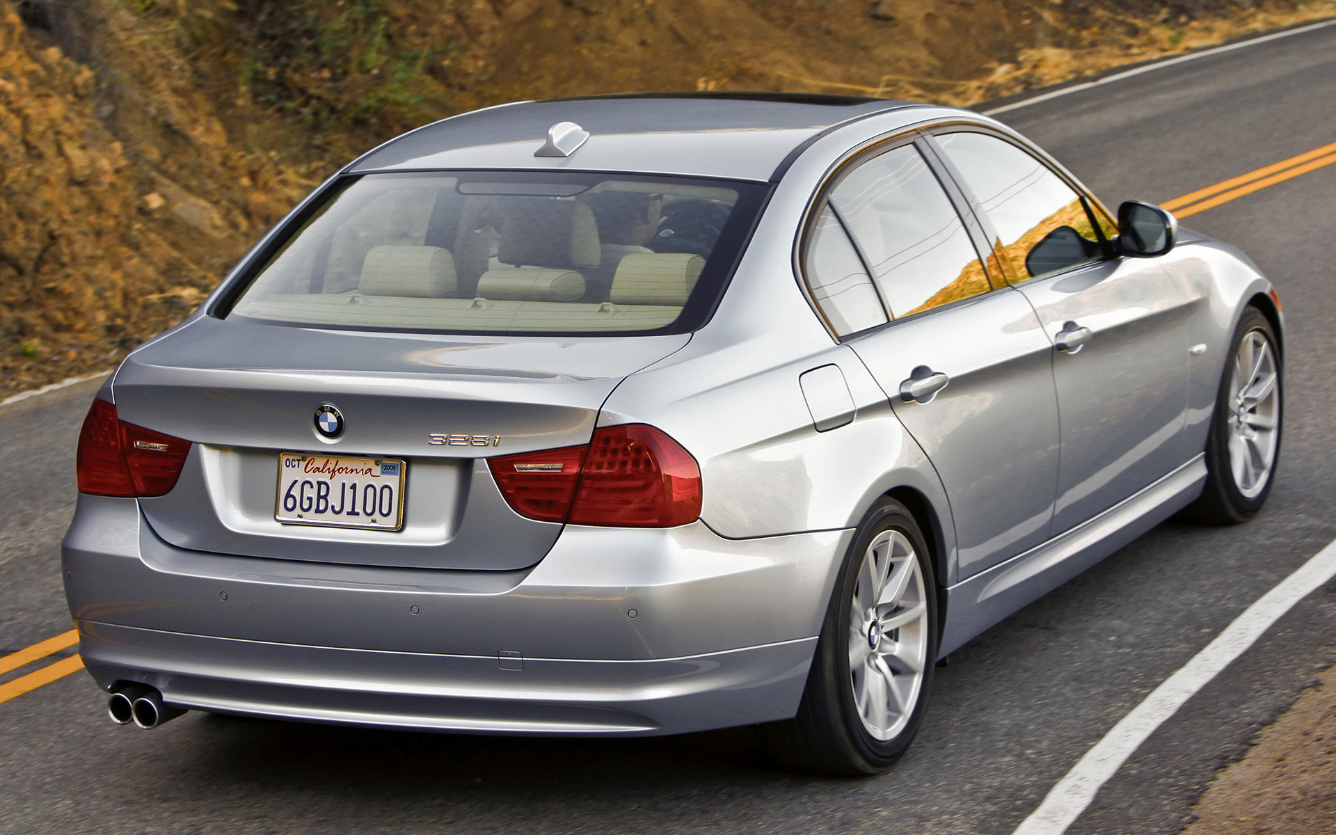 2009 BMW 3 Series (US) - Wallpapers and HD Images   Car Pixel