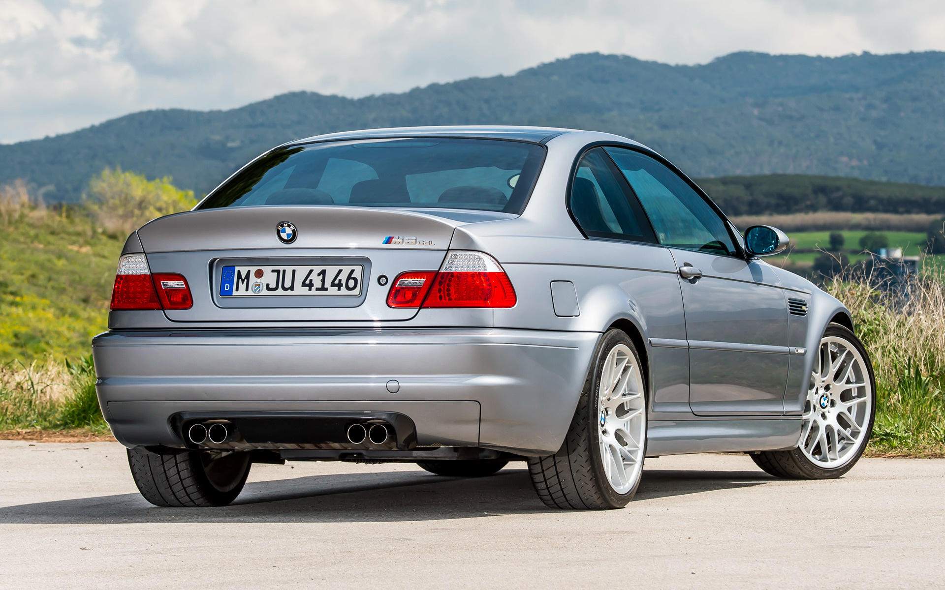 BMW M3 CSL Coupe (2003) Wallpapers and HD Images - Car Pixel