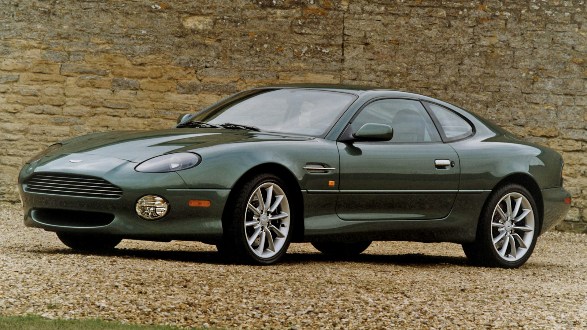 aston martin db7 vantage (1999) us wallpapers and hd images - car