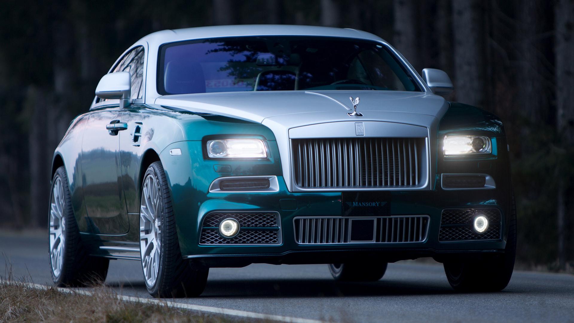 2014 Rolls Royce Wraith By Mansory Papeis De Parede E Imagens De Fundo Em Hd Car Pixel