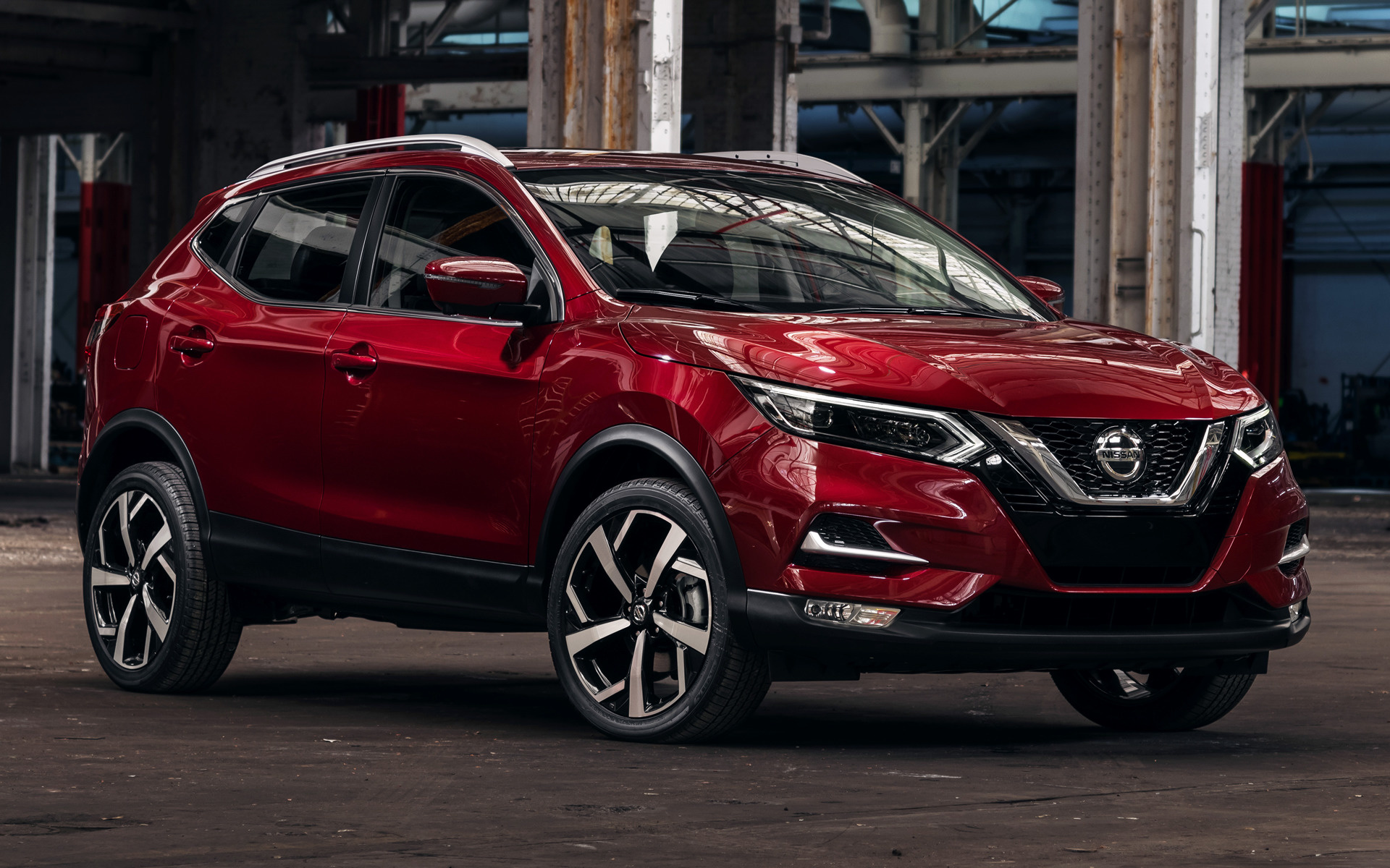 2020 Nissan Rogue Sport - Wallpapers and HD Images   Car Pixel
