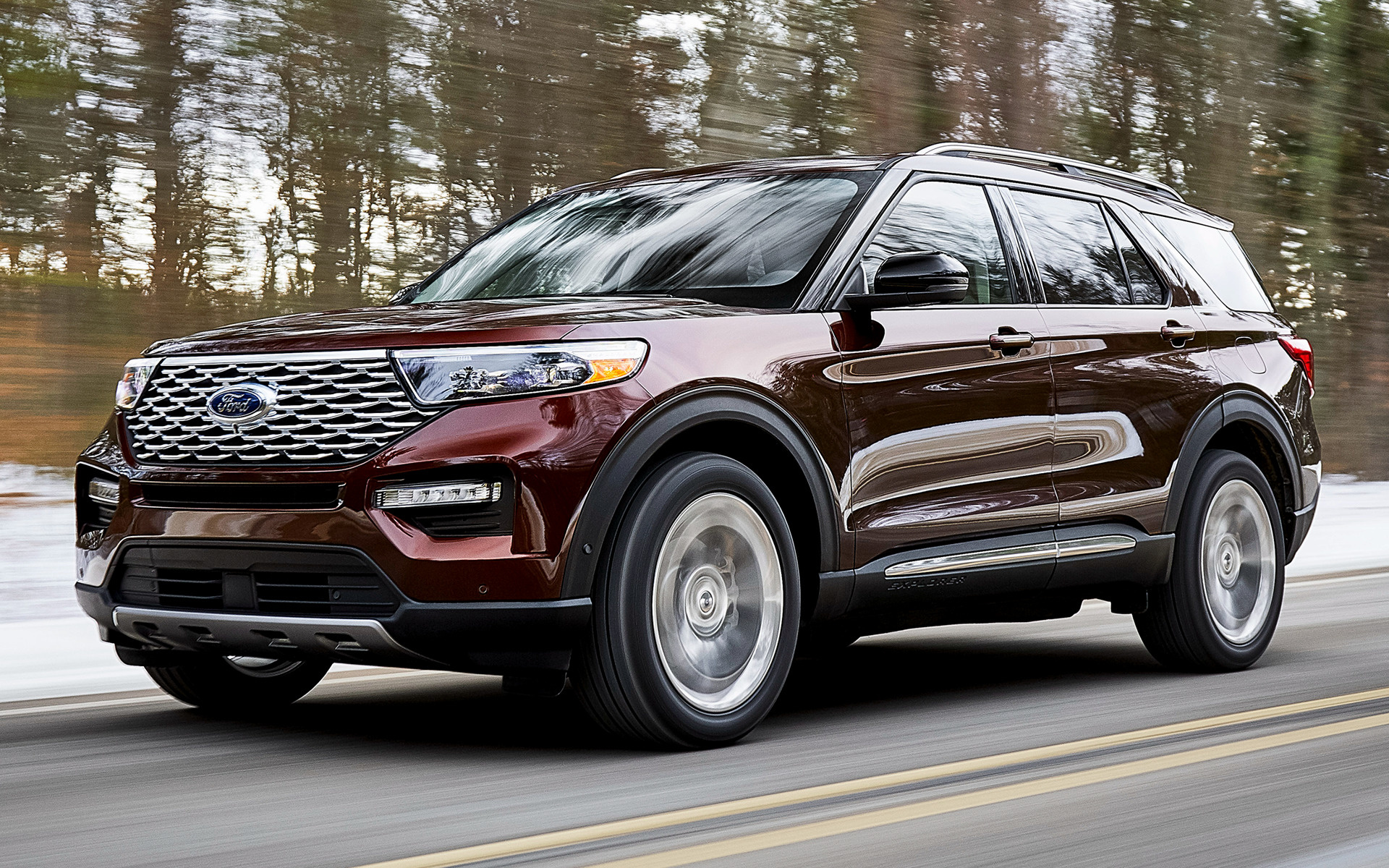 2020 Ford Explorer Performance and New Engine