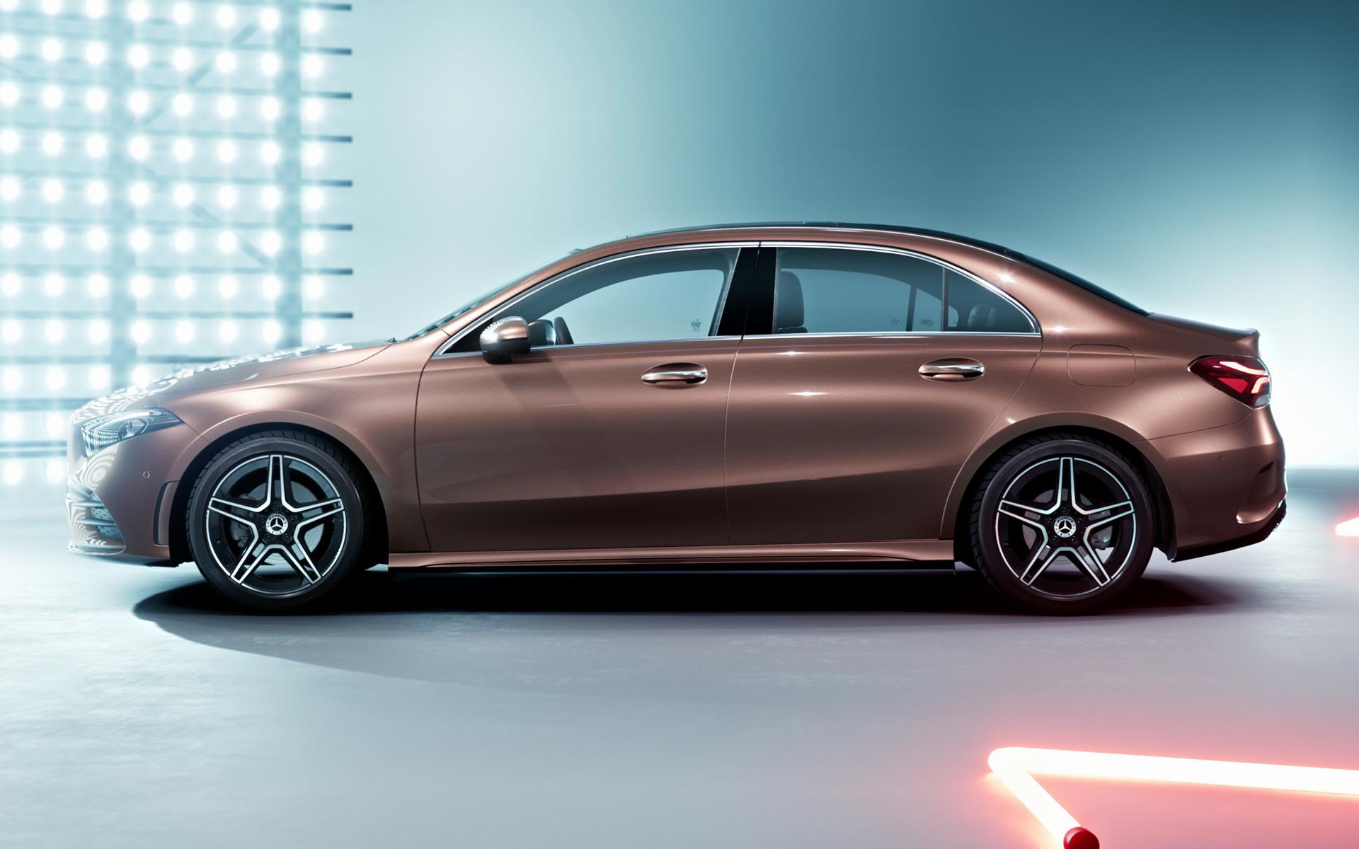 2019 Mercedes-Benz A-Class Sedan AMG Styling [Long] (CN ...