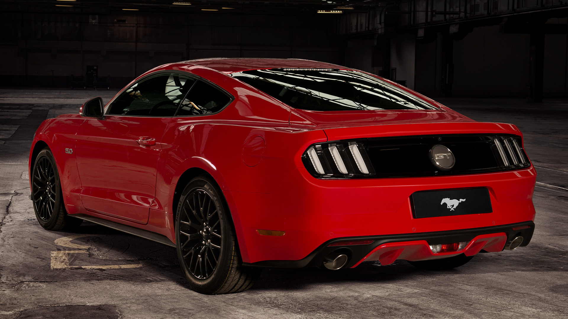 All Car Brands >> 2015 Ford Mustang GT (EU) - Wallpapers and HD Images | Car Pixel