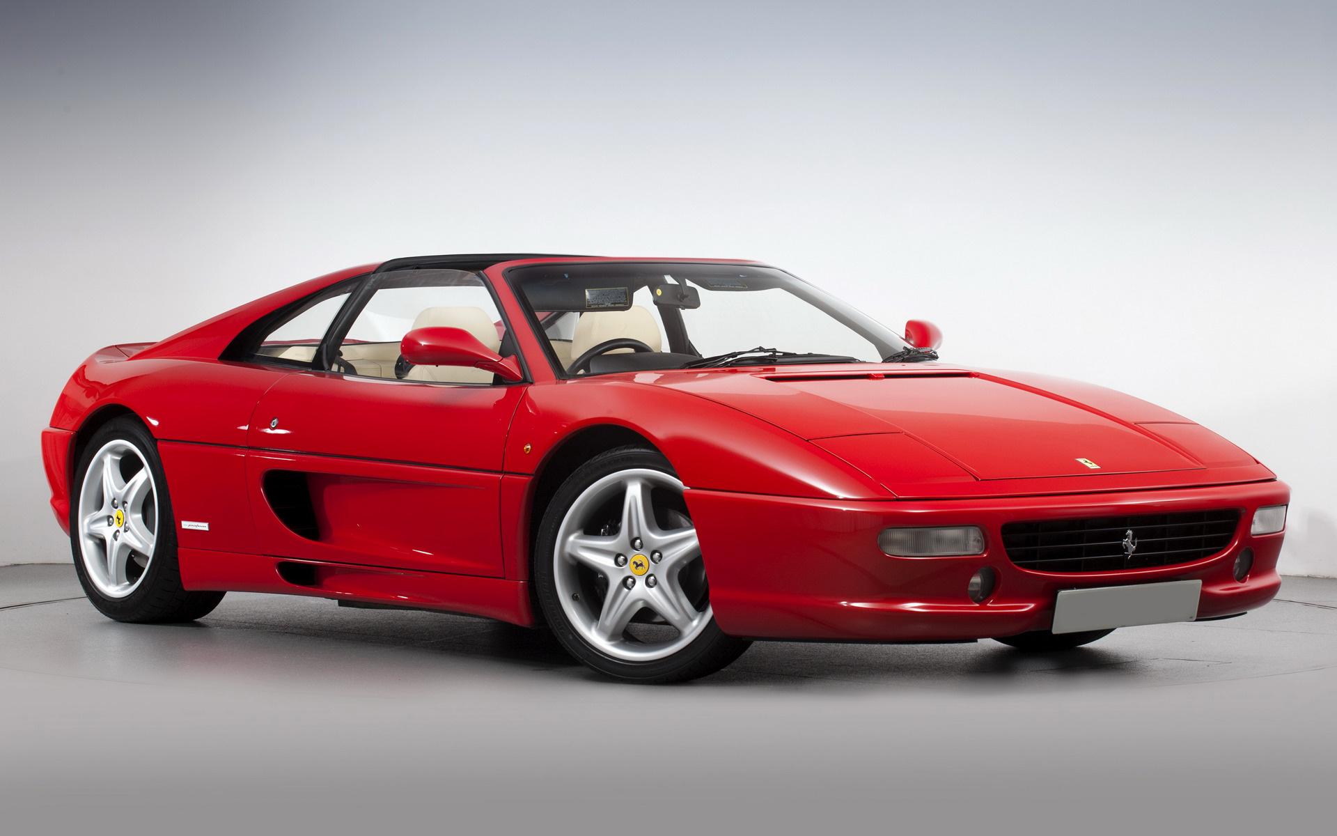 1994 Ferrari F355 GTS (UK) - Wallpapers and HD Images ...