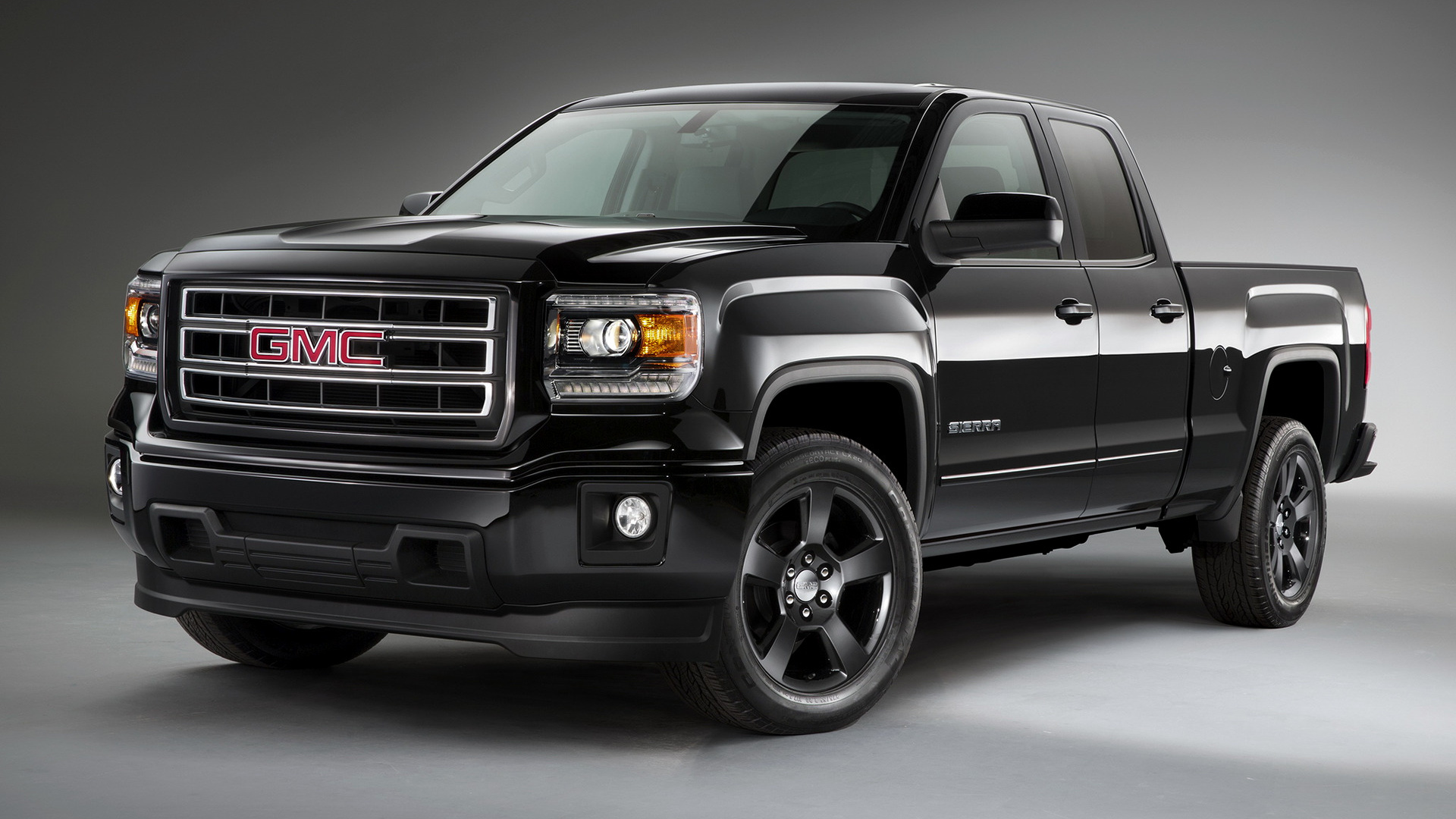 GMC Sierra 1500 Double Cab Elevation Edition (2015 ...