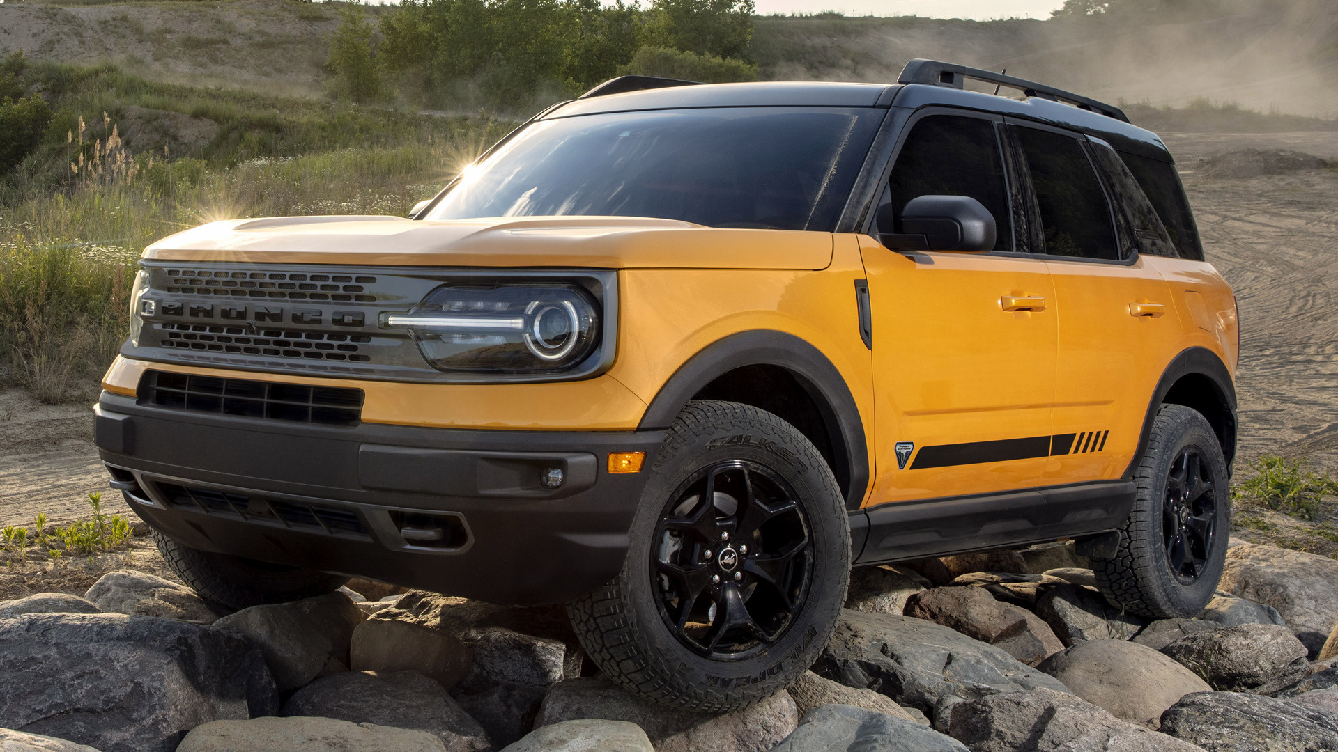 2021 Ford Bronco Sport First Edition - Wallpapers and HD ...
