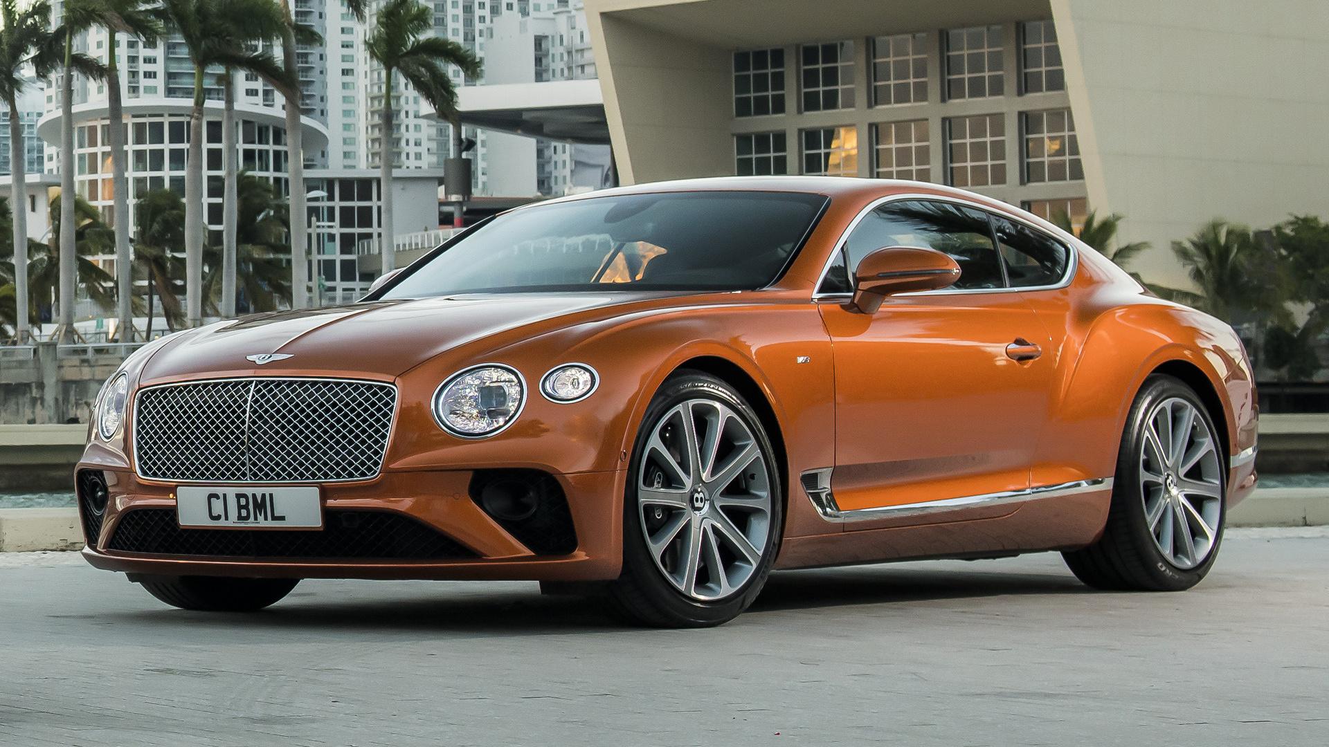 Bentley Continental Gt V Wallpaper Hd