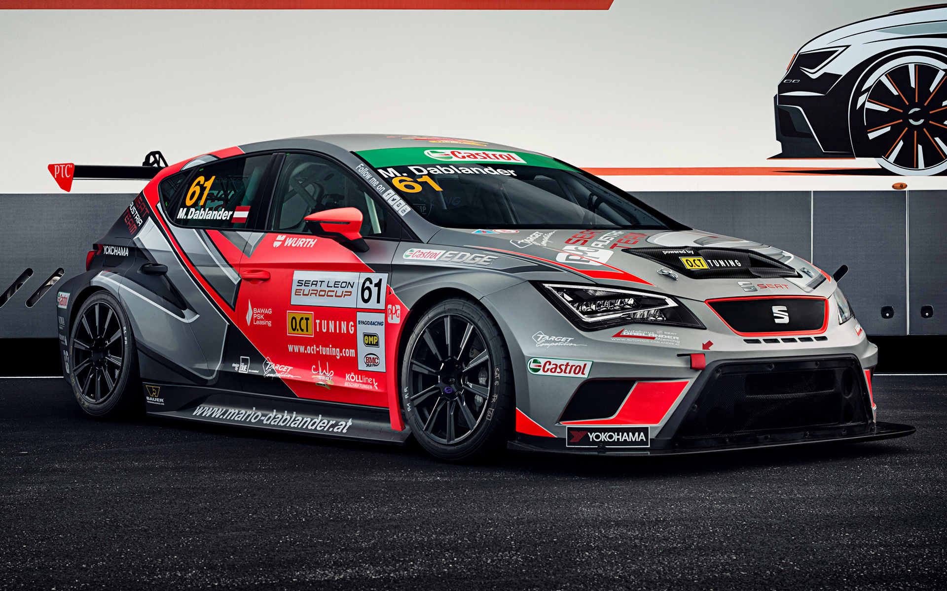 2015 Seat Leon Cup Racer Wallpapers And Hd Images Car
