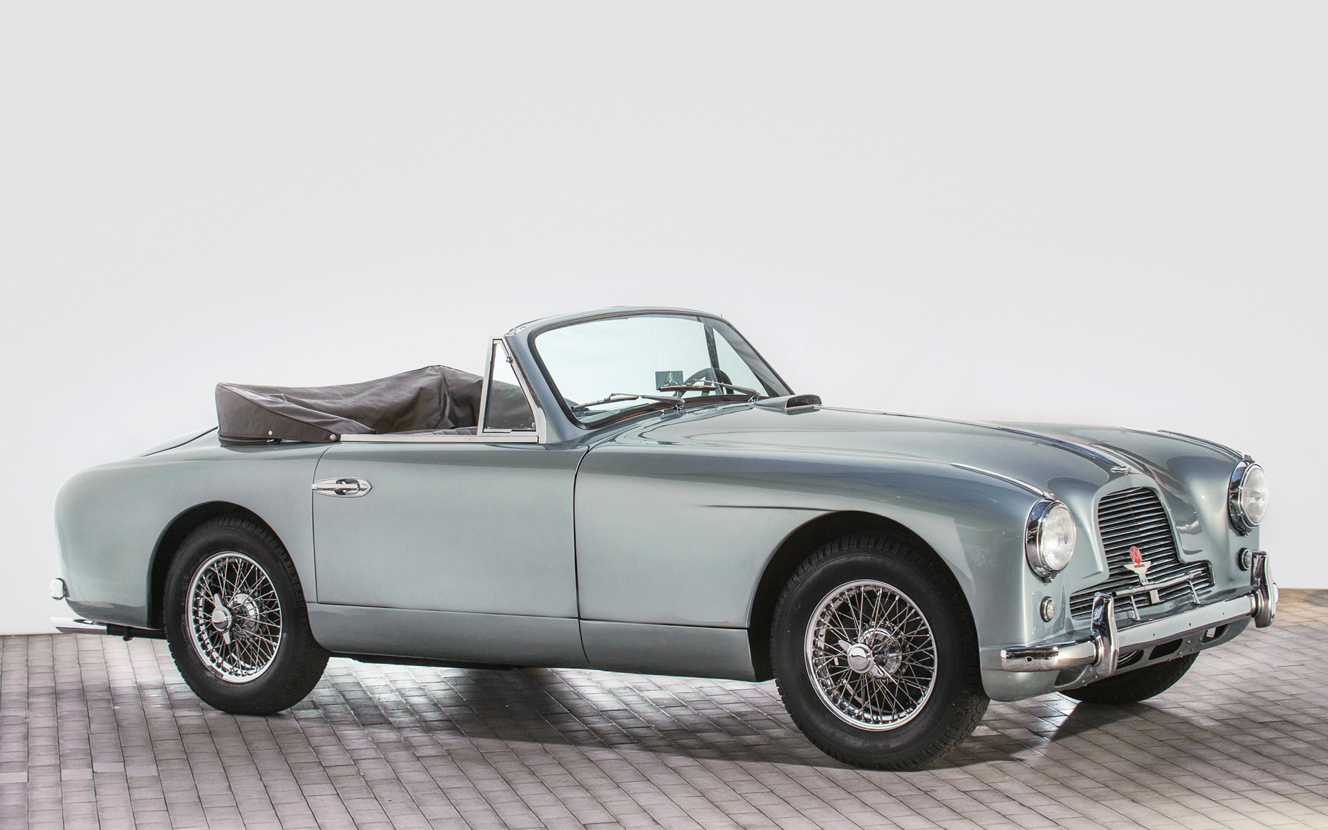 aston martin db2  4 drophead coupe  1953  wallpapers and hd
