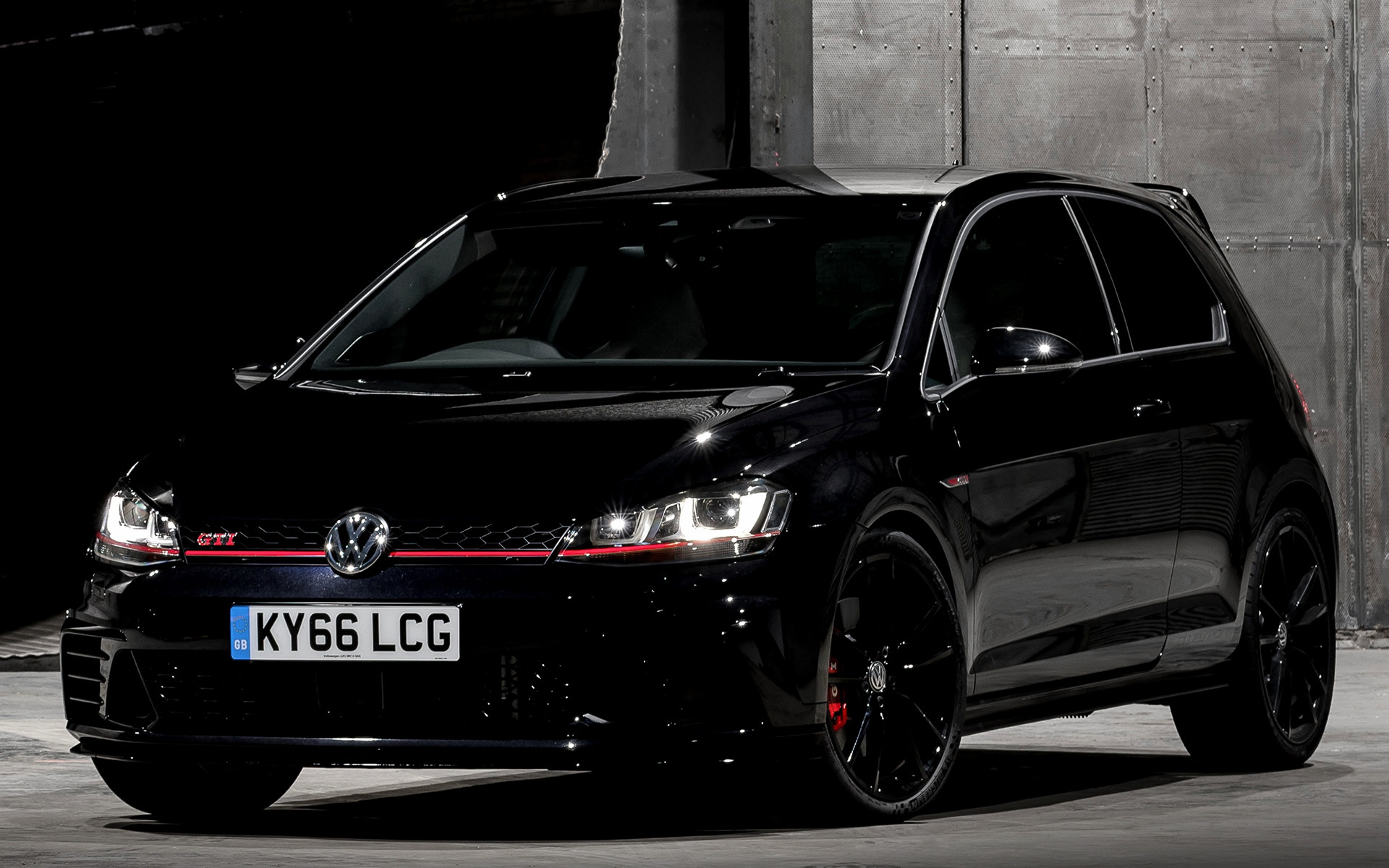 Volkswagen Golf Gti Clubsport Edition 40 3 Door 2016 Uk