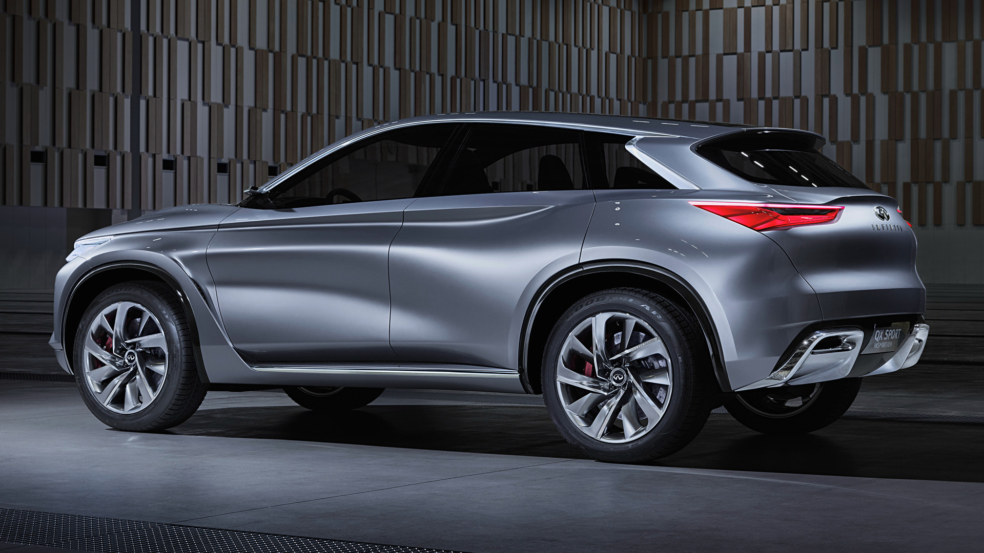Infiniti QX Sport Inspiration Concept (2016) Wallpapers and HD Images - Car Pixel