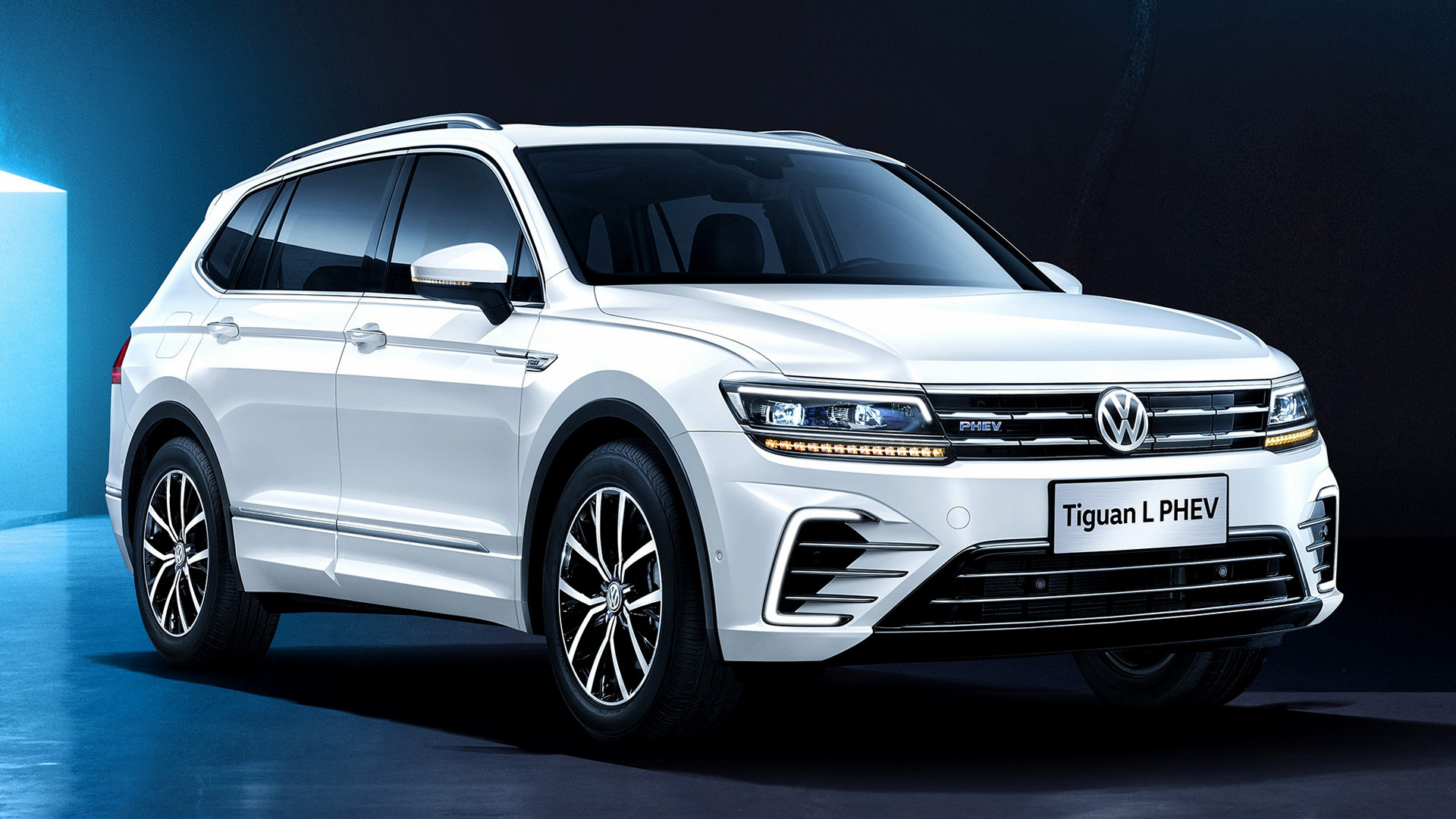 2018 Volkswagen Tiguan L PHEV (CN) - Wallpapers and HD ...