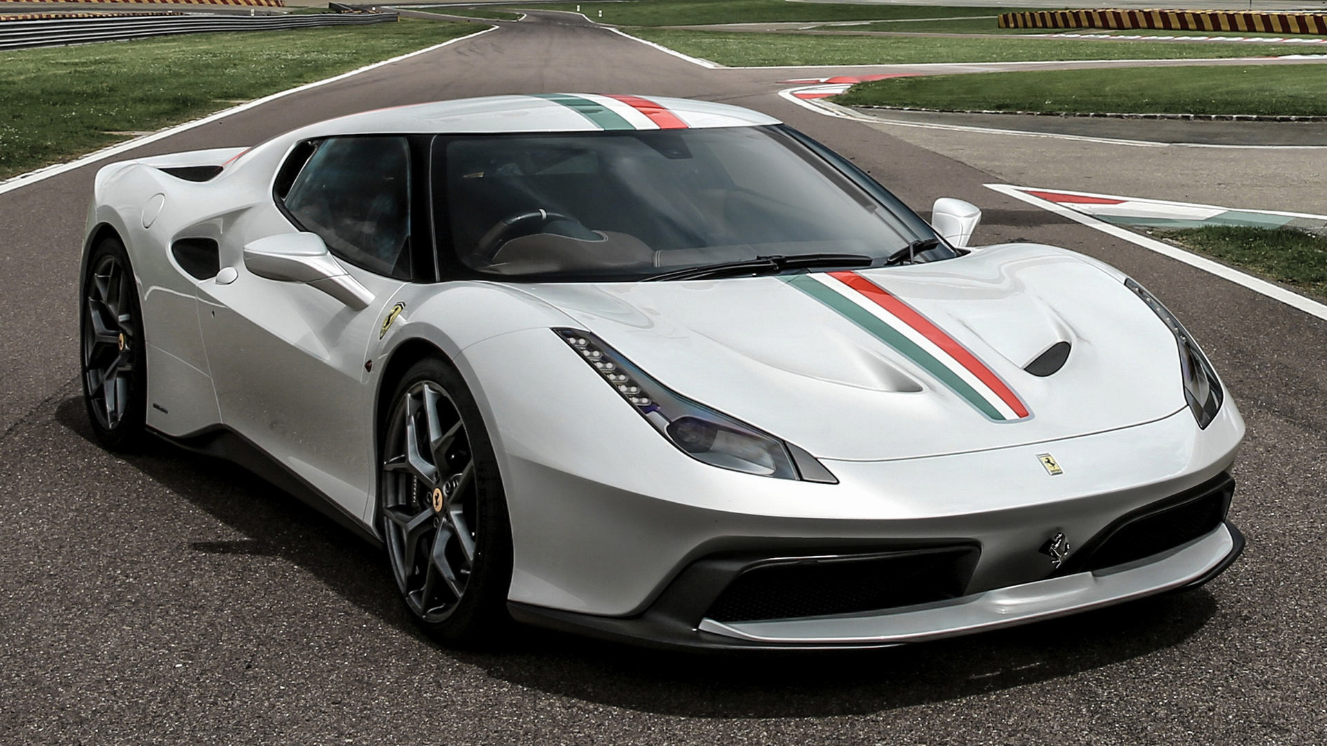 2016 Ferrari 458 Mm Speciale Uk Wallpapers And Hd
