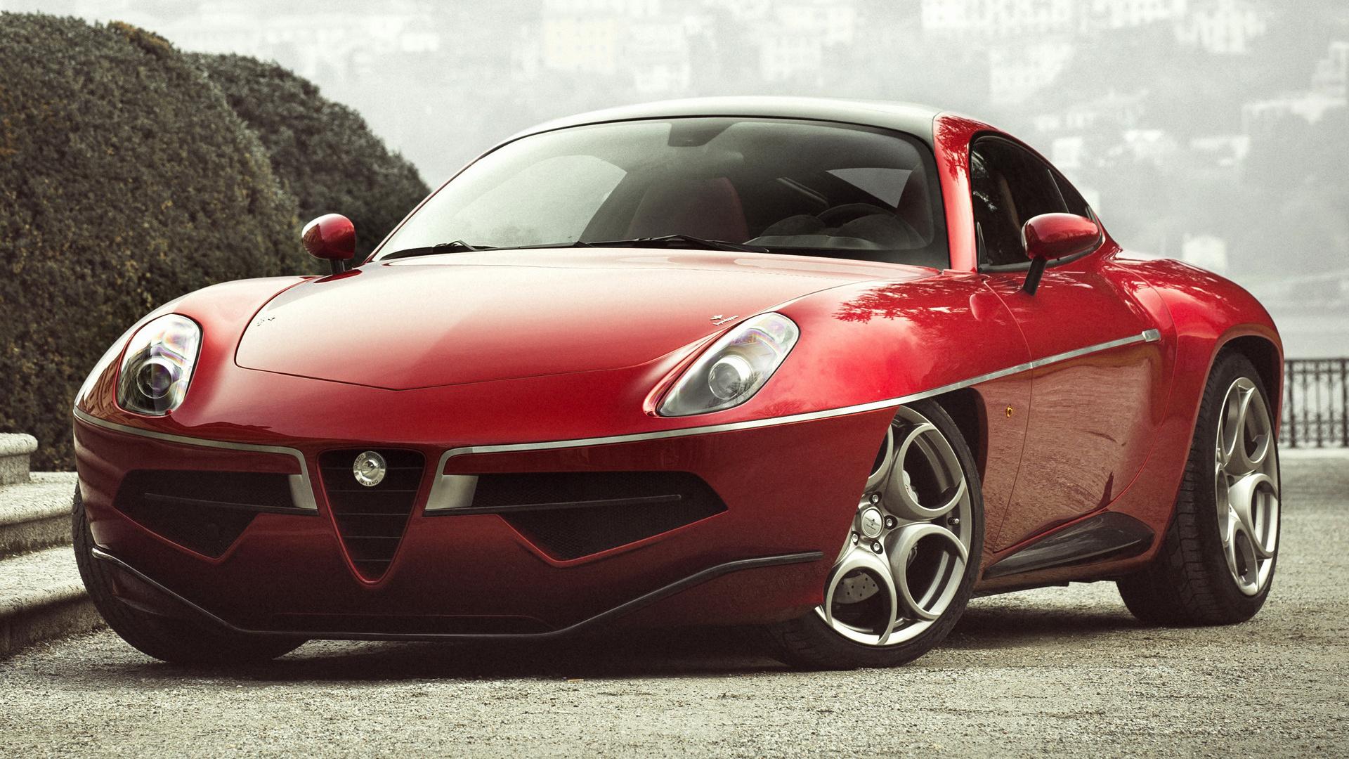Alfa Romeo Disco Volante Wallpaper Hd