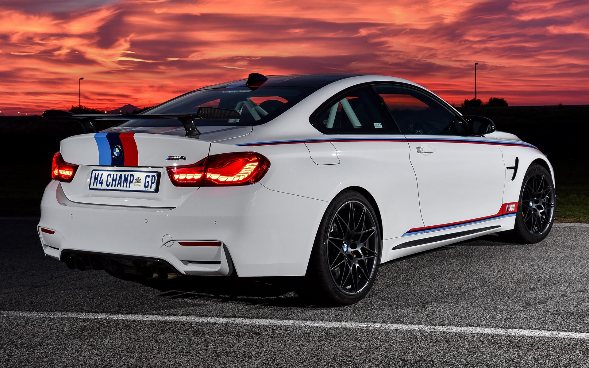 2017 BMW M4 Coupe DTM Champion Edition (ZA) - Wallpapers and HD Images | Car Pixel