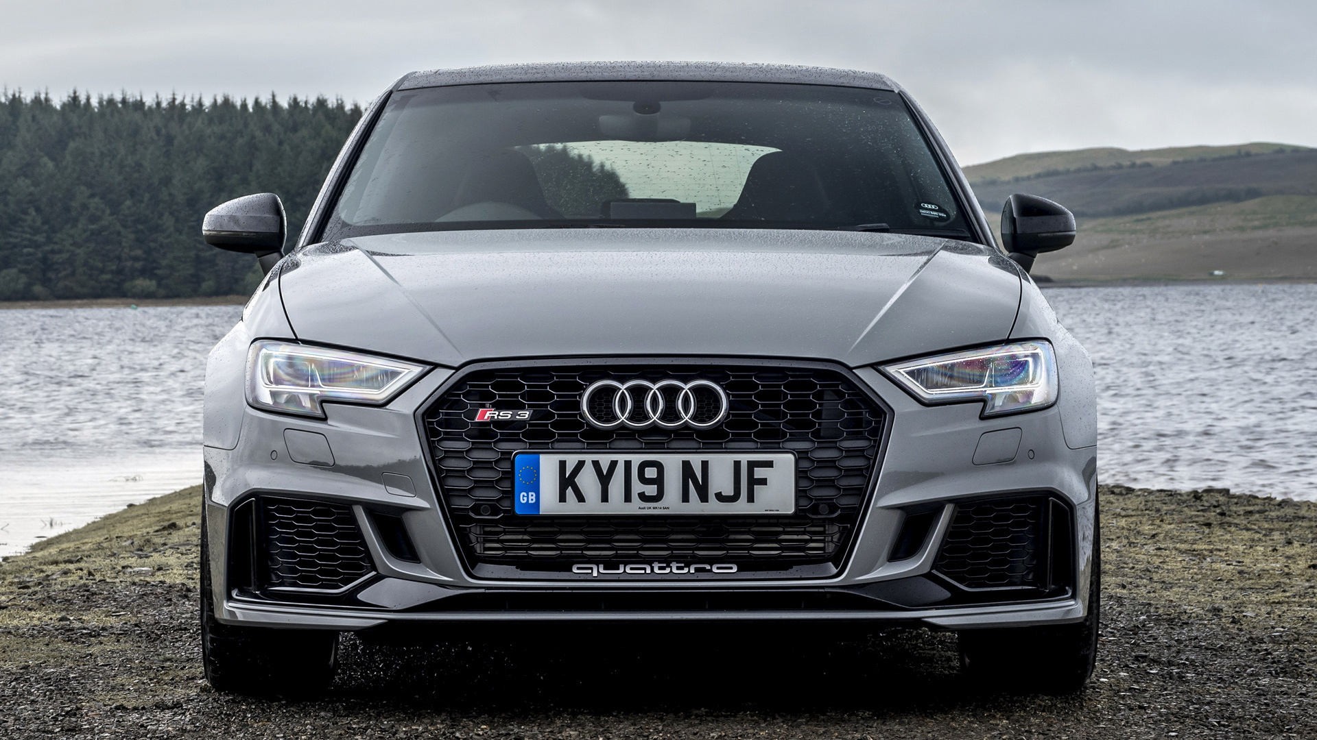 2017 Audi Rs 3 Sportback Uk Wallpapers And Hd Images Car Pixel
